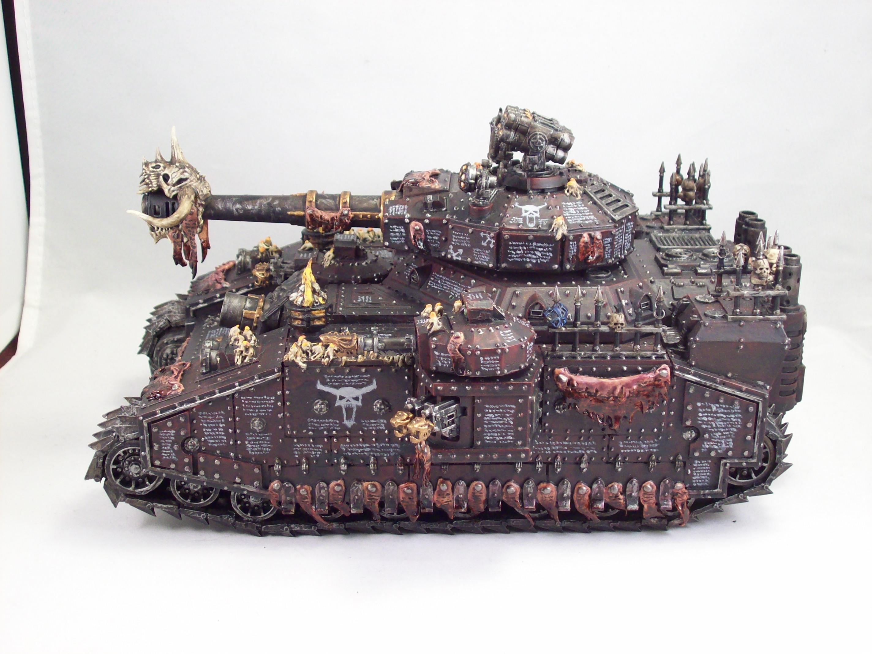 Baneblade, Chaos, Lord Of War, Super-heavy, Tank, Word Bearers
