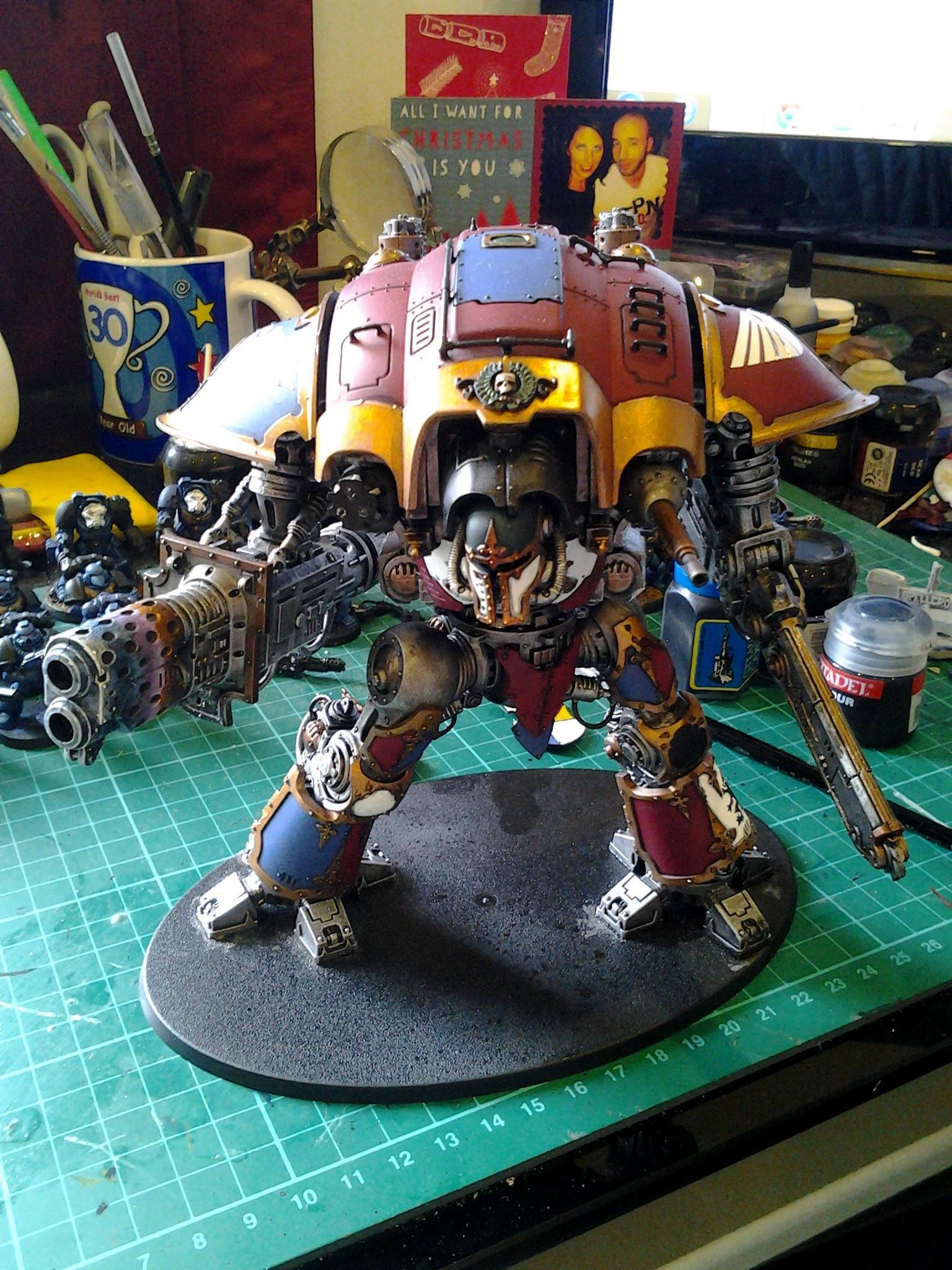 Imperial Knight, Warhammer 40,000