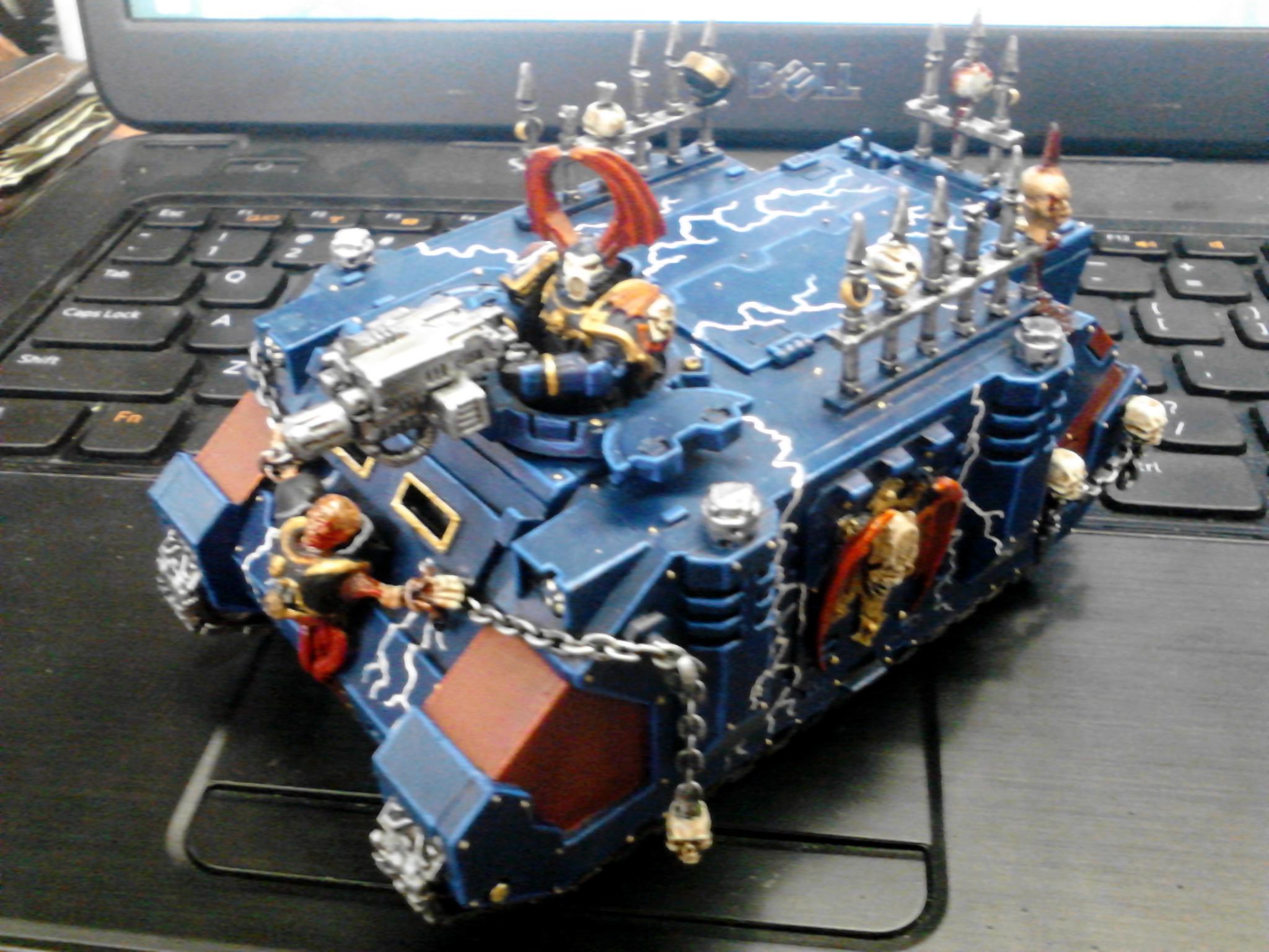 8th Legion, Eighth Legion, Night Lords, Ruven, Talos