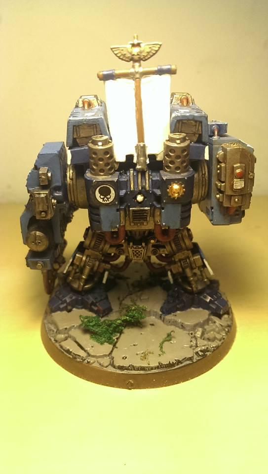 Chapter, Dreadnought, Hunter Killer, Hurricane Bolter, Ironclad, Macragge, Meltagun, Pat, Patriotic, Sismic Hammer, Sqaud, Symbolic, Tactical, Ultramar, Ultramarines, Veteran, Walker