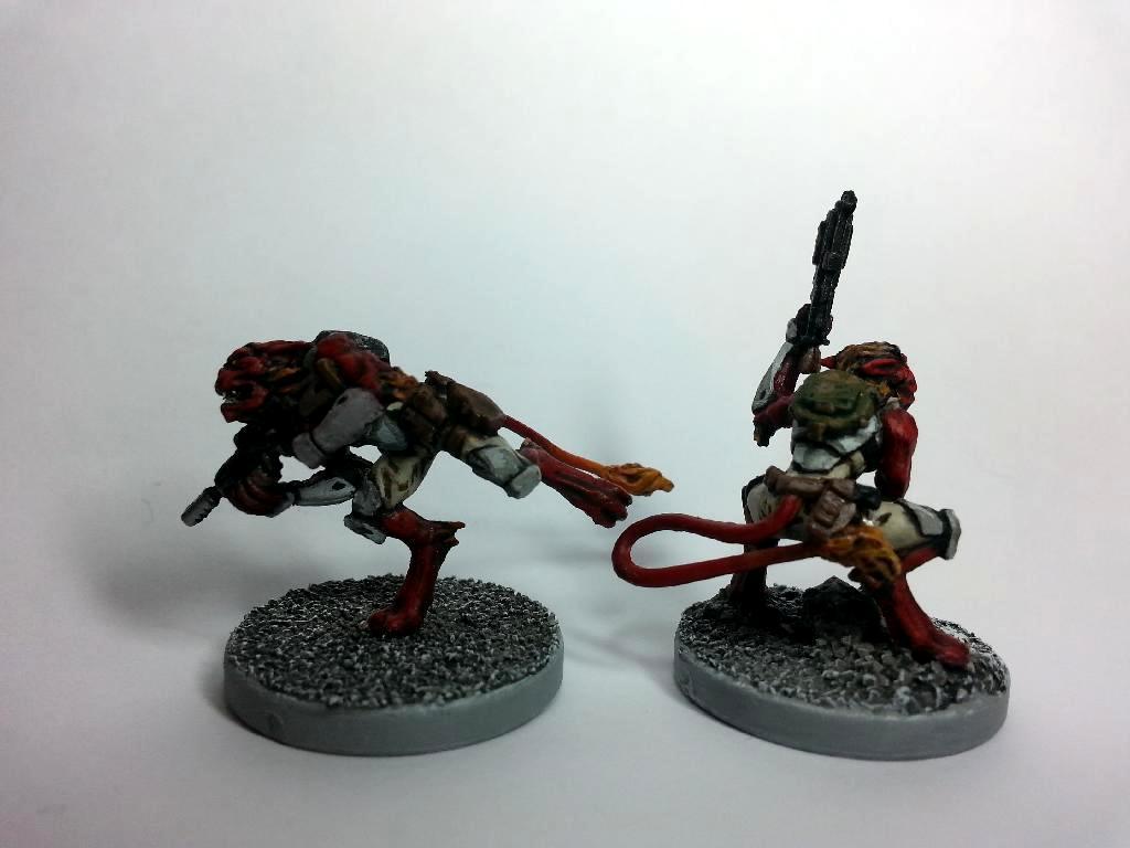 Deadzone, Rebels  Mantic, Rebs, Yndij