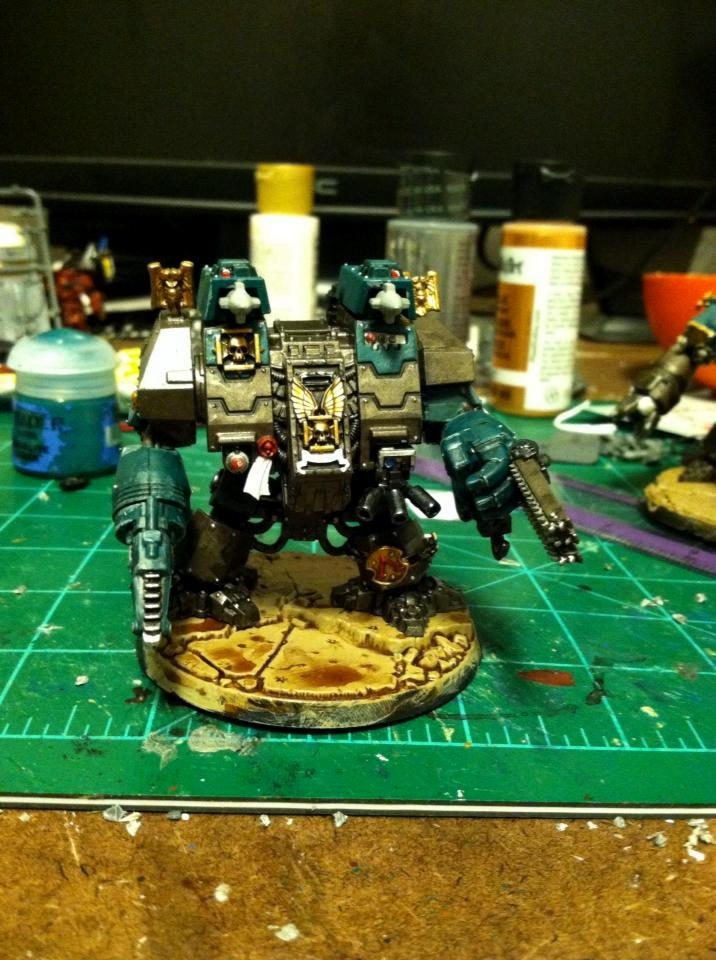 Conversion, Dreadnought, Ironclad