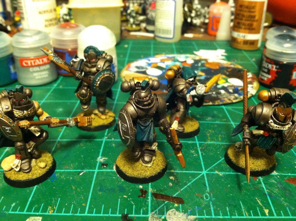 Command Squad, Conversion, Greek, Shield, Spartan
