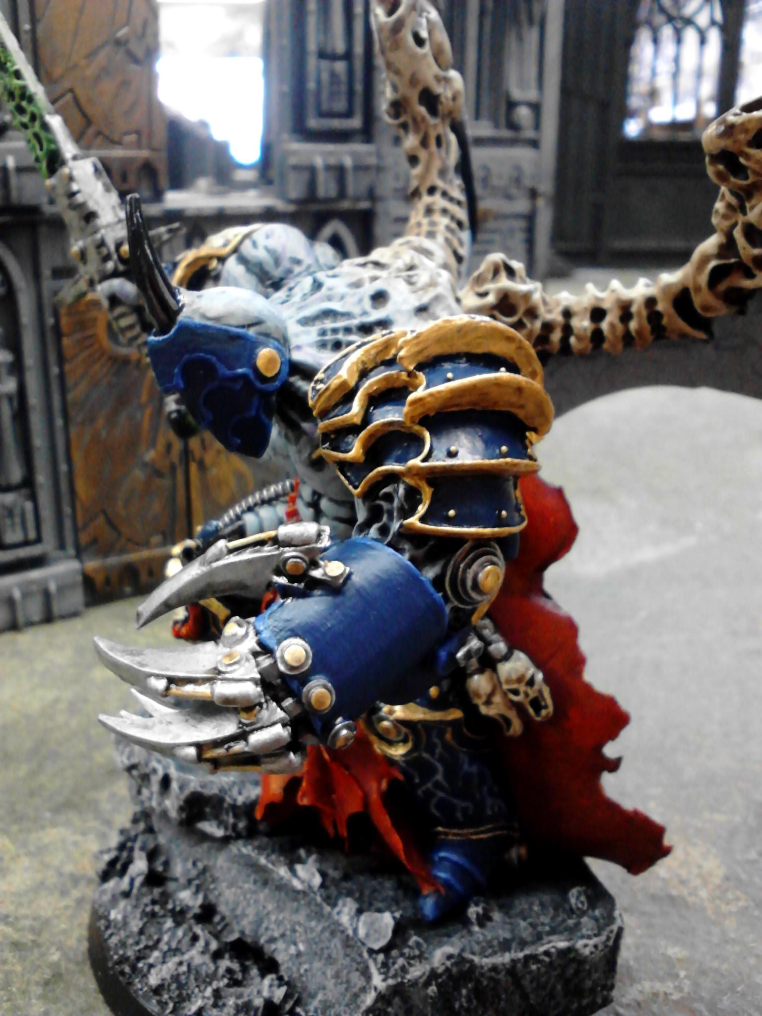 8th Legion, Claws, Daemon Prince, Night Lords, Sword, The Exalted, Vandred, Winged