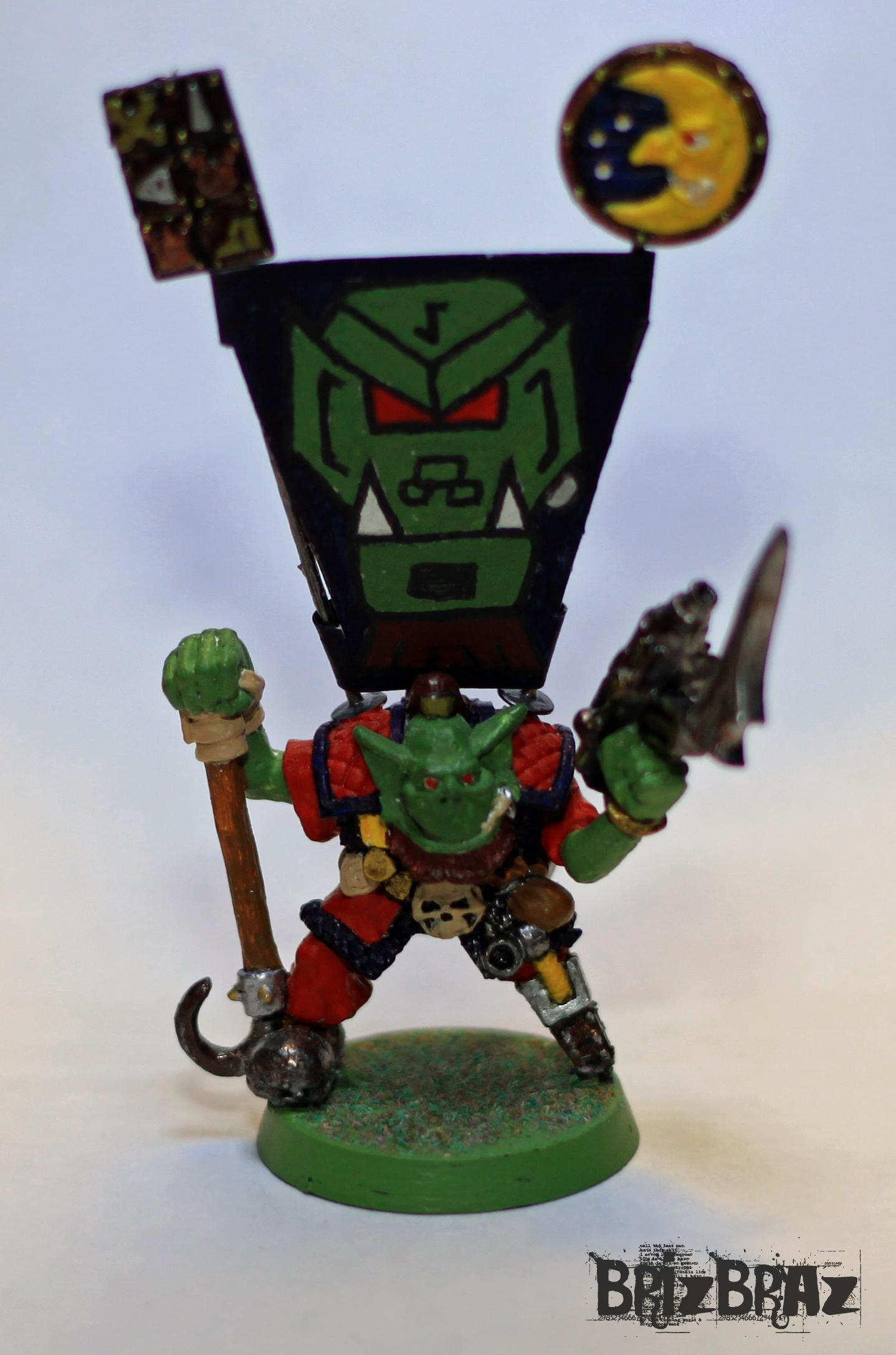 Orks, Rogue Trader, Runtherd, Space Ork