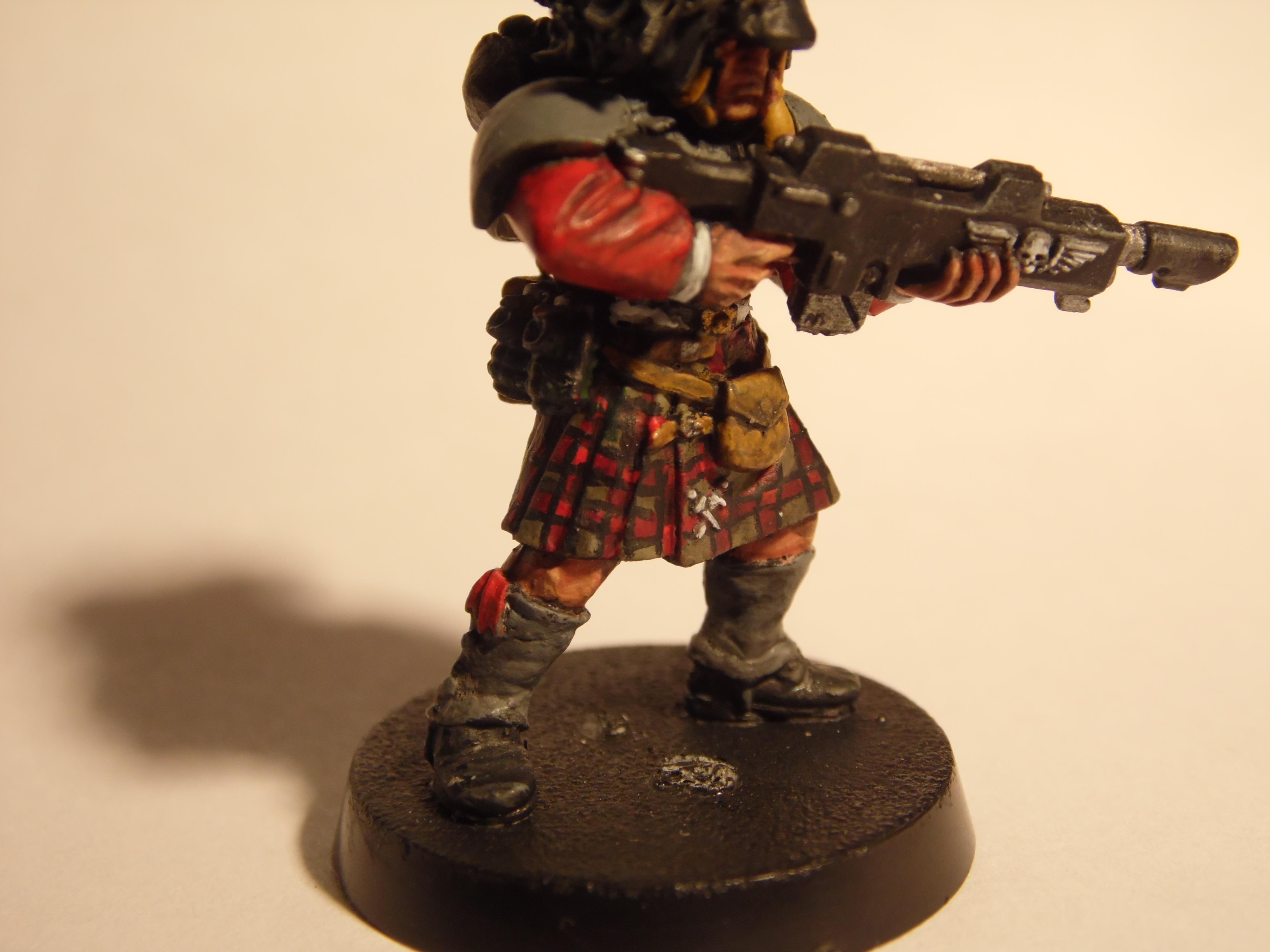 Highlander, Imperial Guard