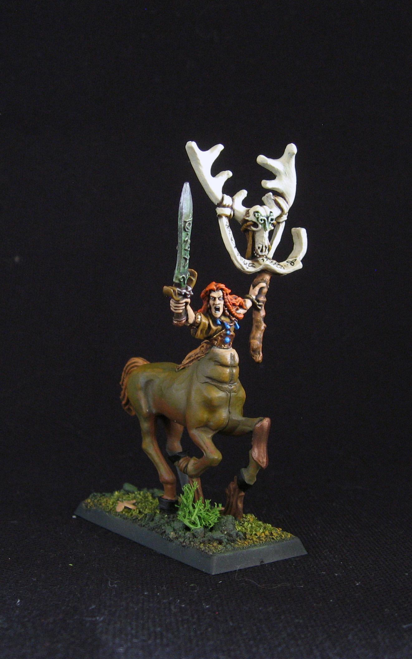 Centaurs, Wood Elves