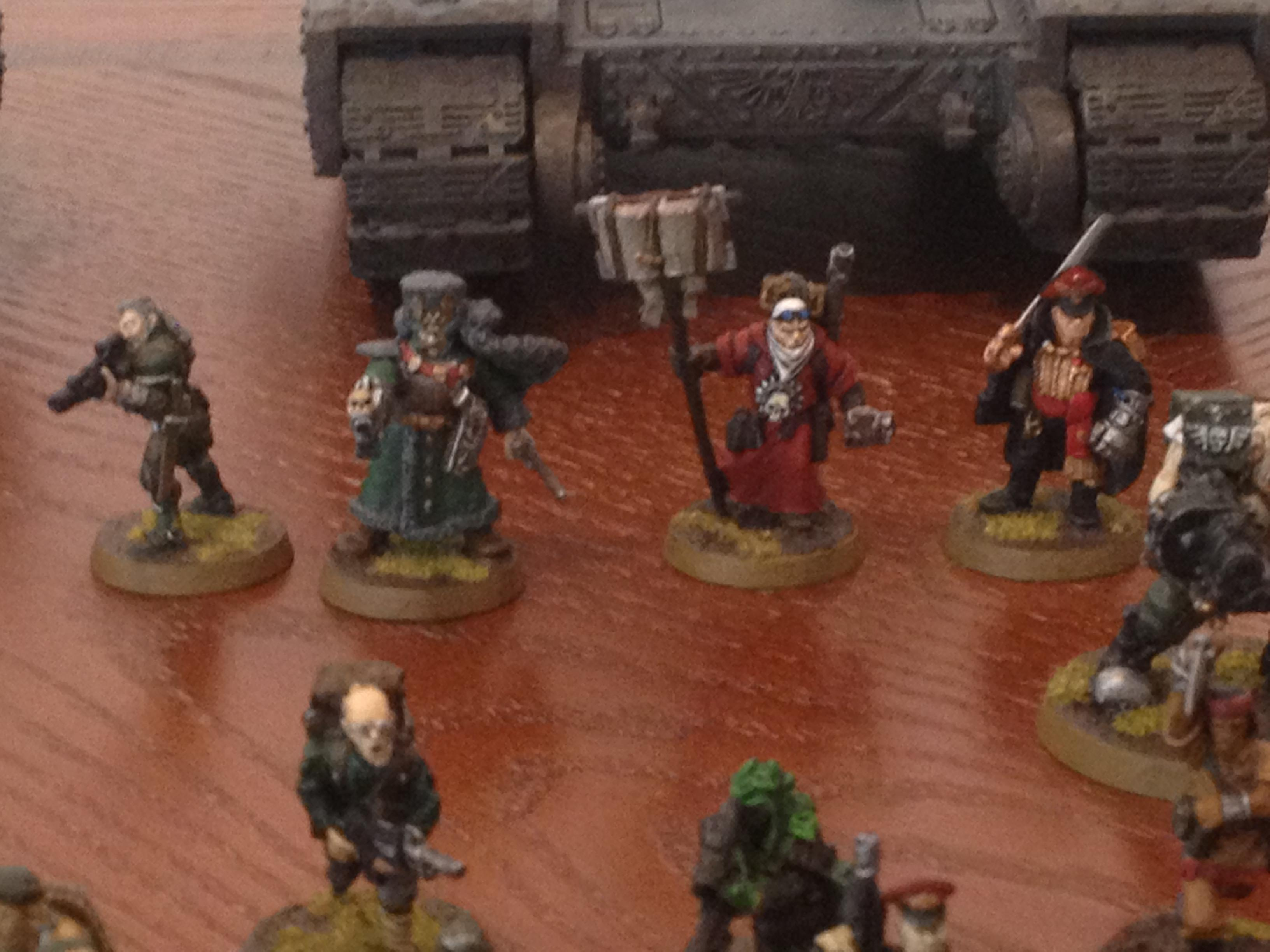 2nd Edition, Imperial Guard