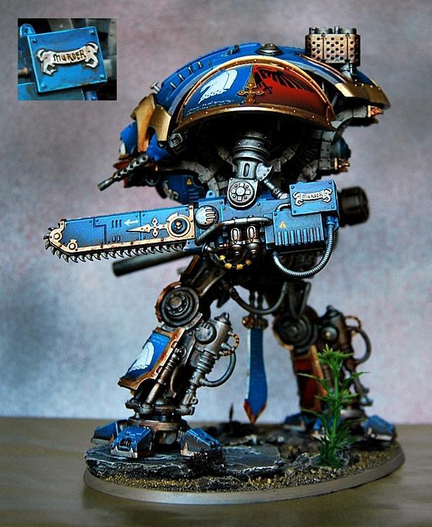 Imperial, Knights, Paladin, Titan, Warhammer 40,000