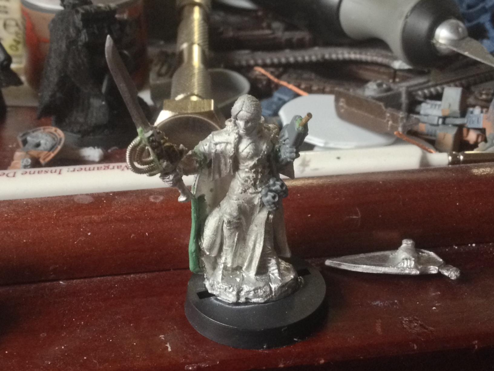 Ordo Xenos Inquisitor front
