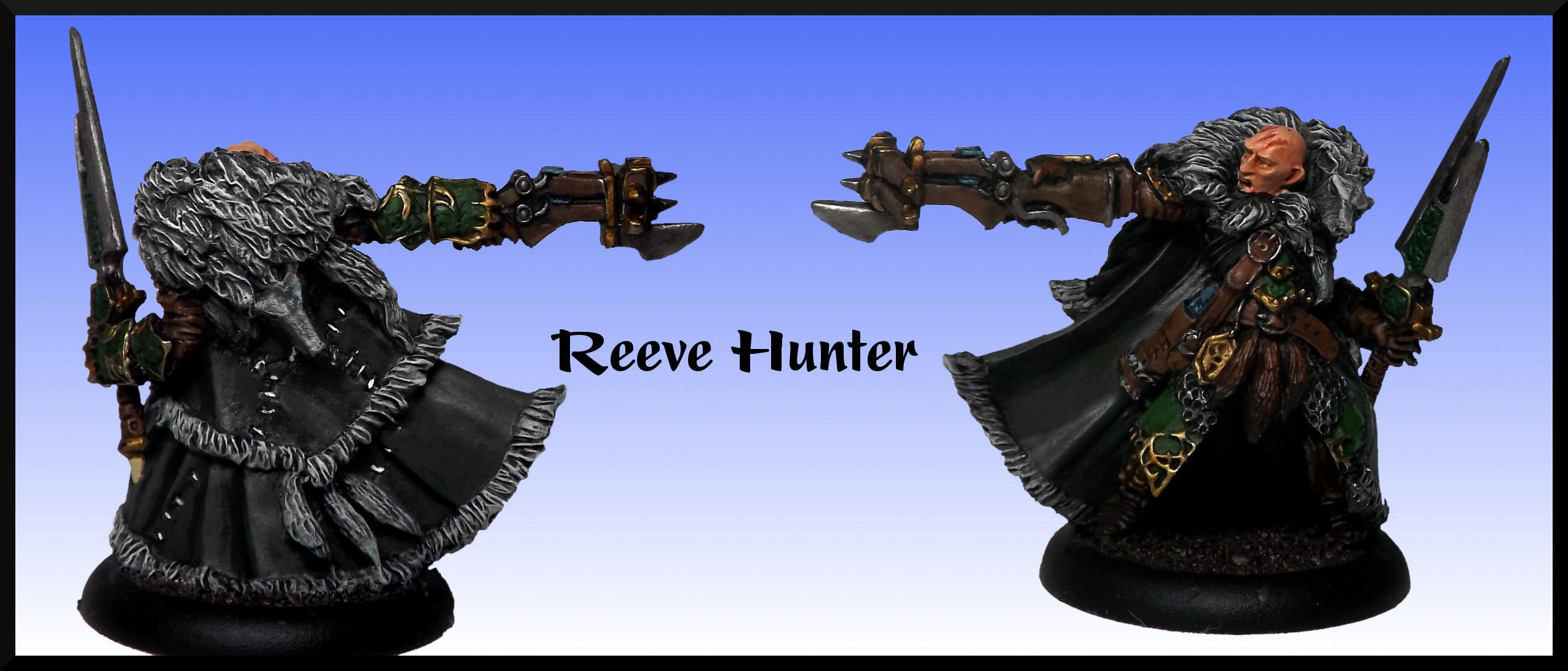 Circle, Reeve, Solo, Reeve Hunter