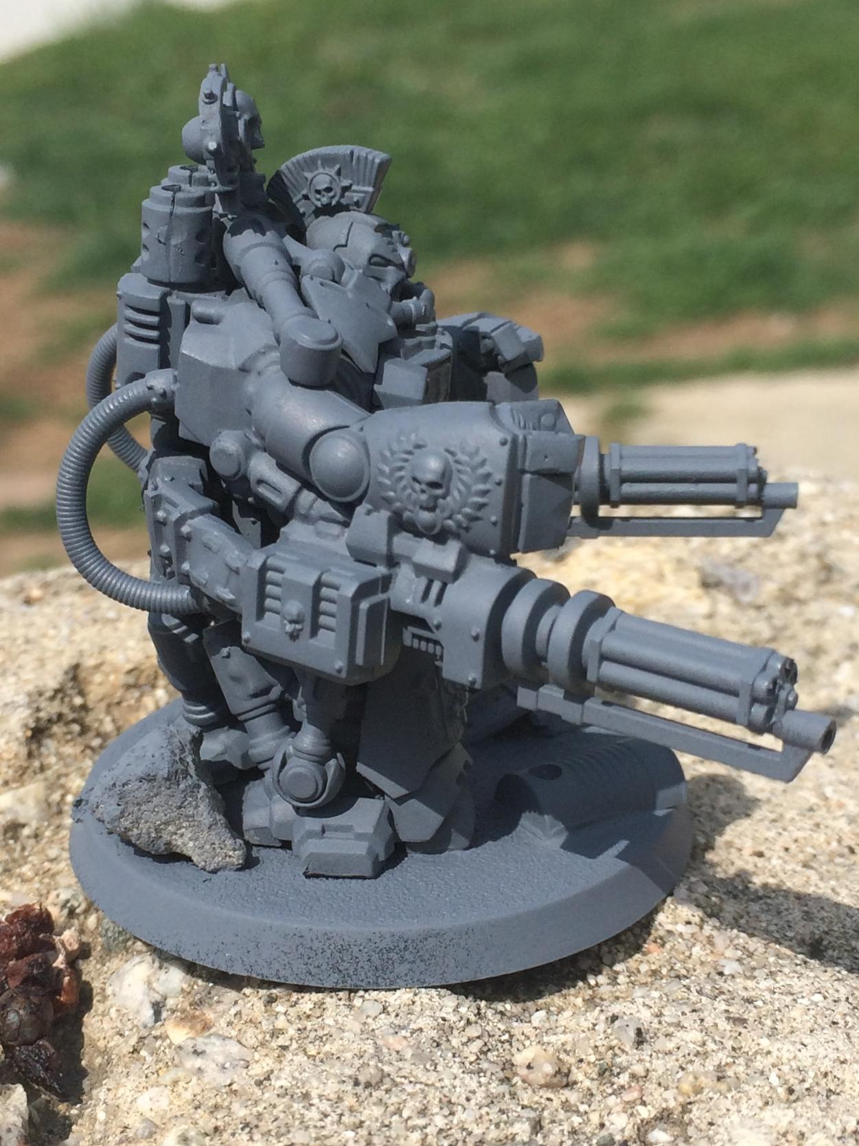 Centurion, Space Marine Centurion