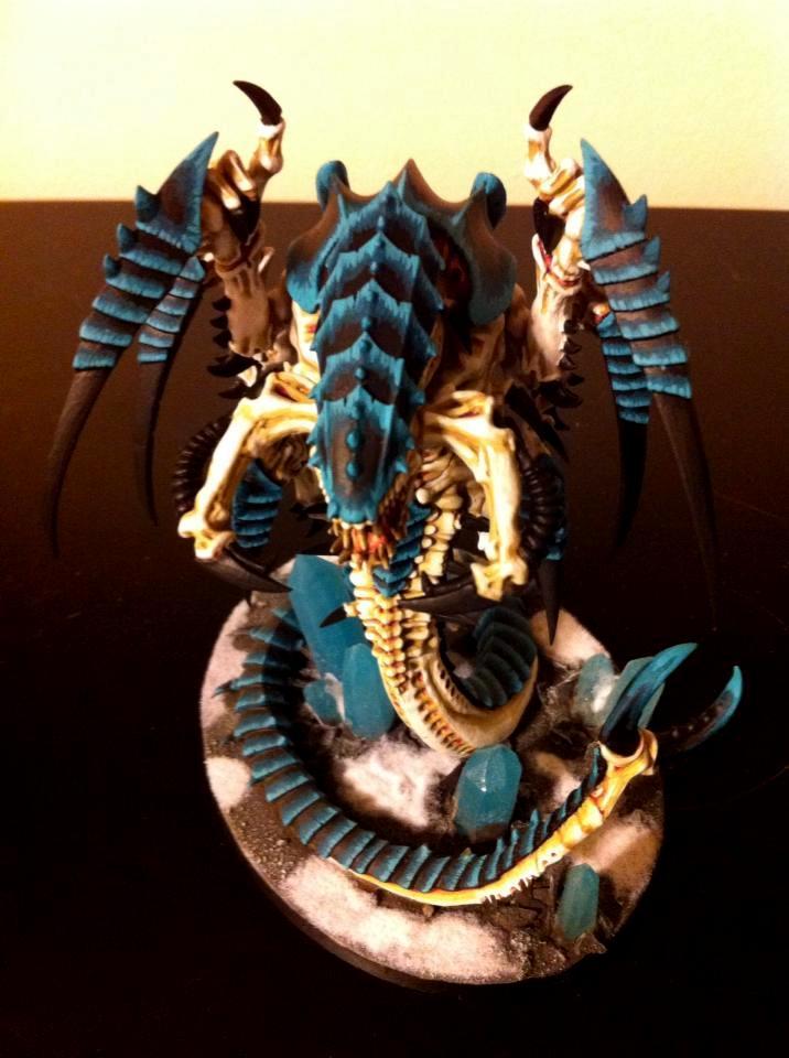 Hive, Monster, Tyranids, Tyrgon, Warhammer 40,000