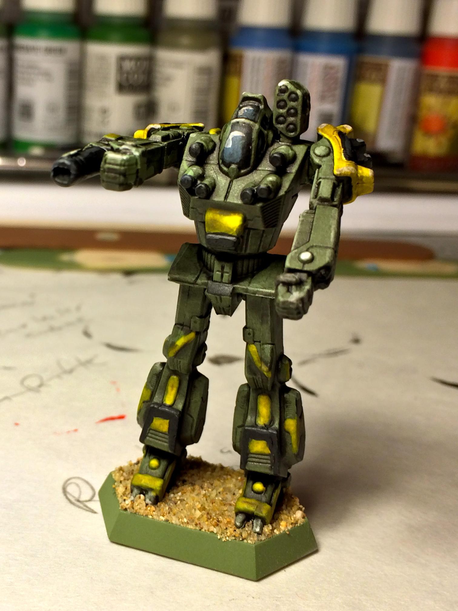 Battletech, Battletech