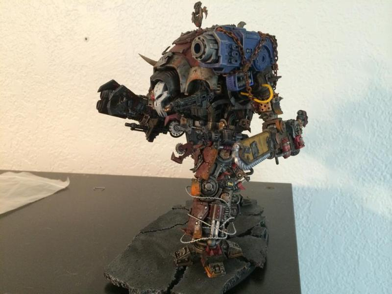Conversion, Imperial Knight, Looted, Orks