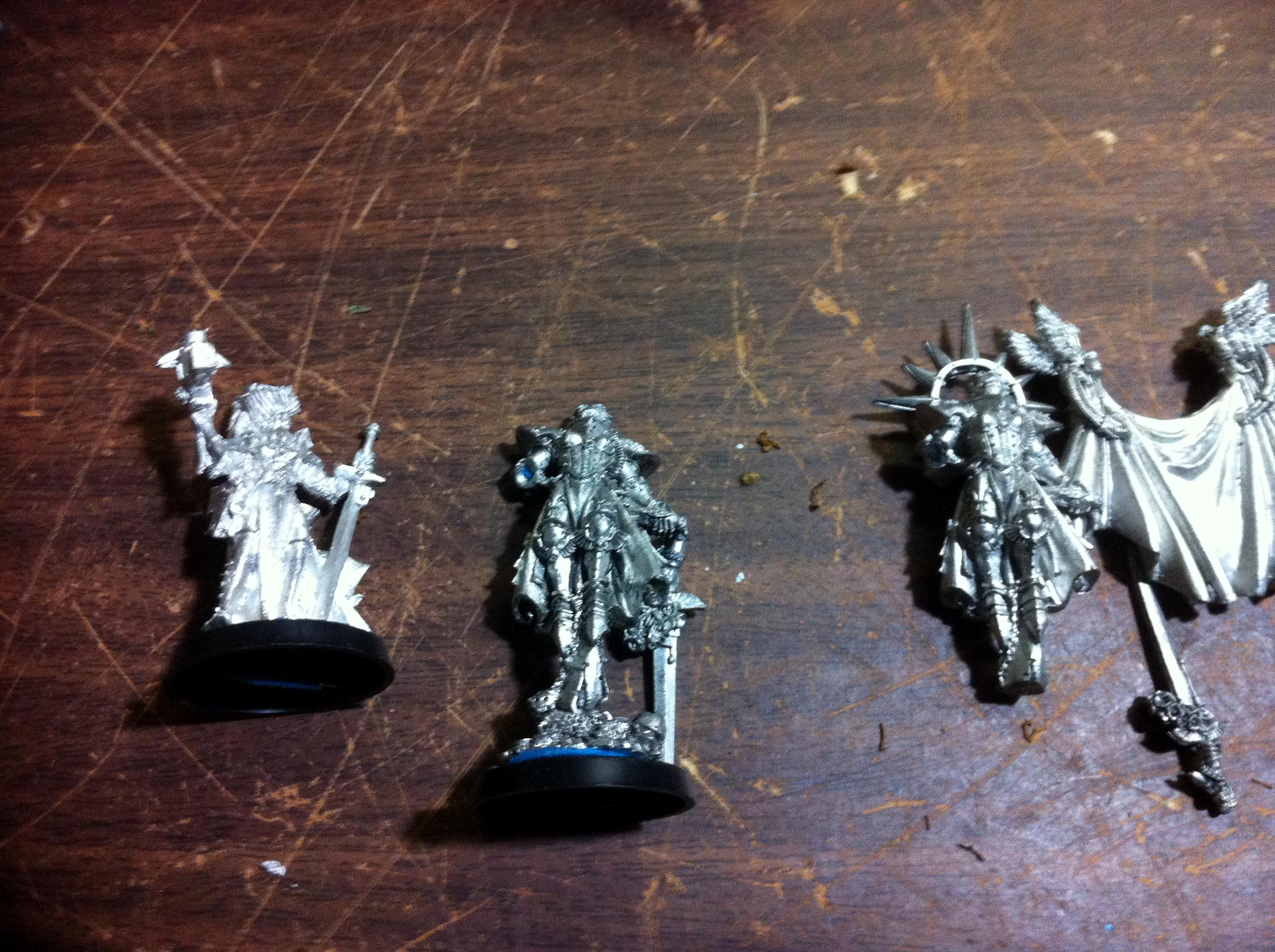 Celestine, Imperial, Inquisitor, Sisters Of Battle