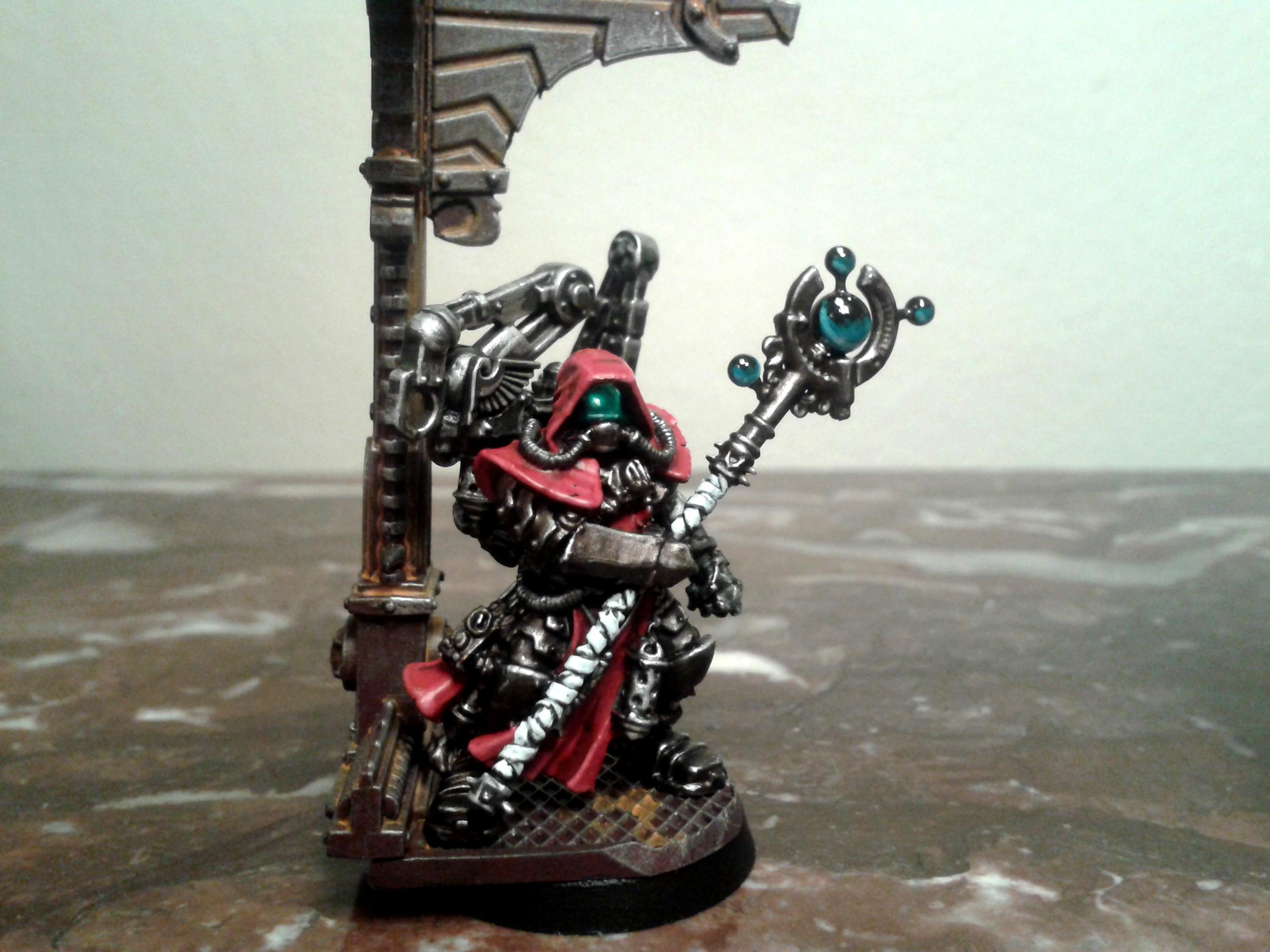 Adeptus Mechanicus, Magos