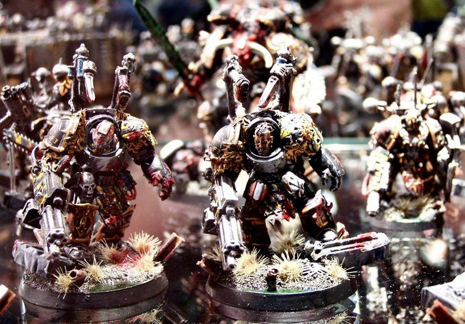Army, Chaos Space Marines, Iron Warriors, Throne Of Skulls, Tos