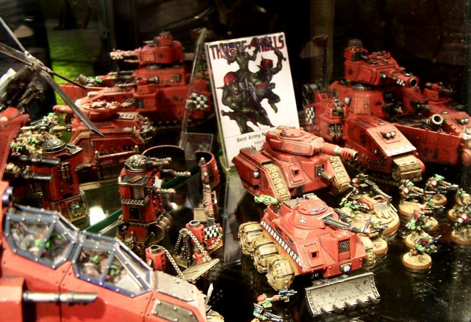 Army, Conversion, Grots, Orks, Red, Throne Of Skulls, Tos