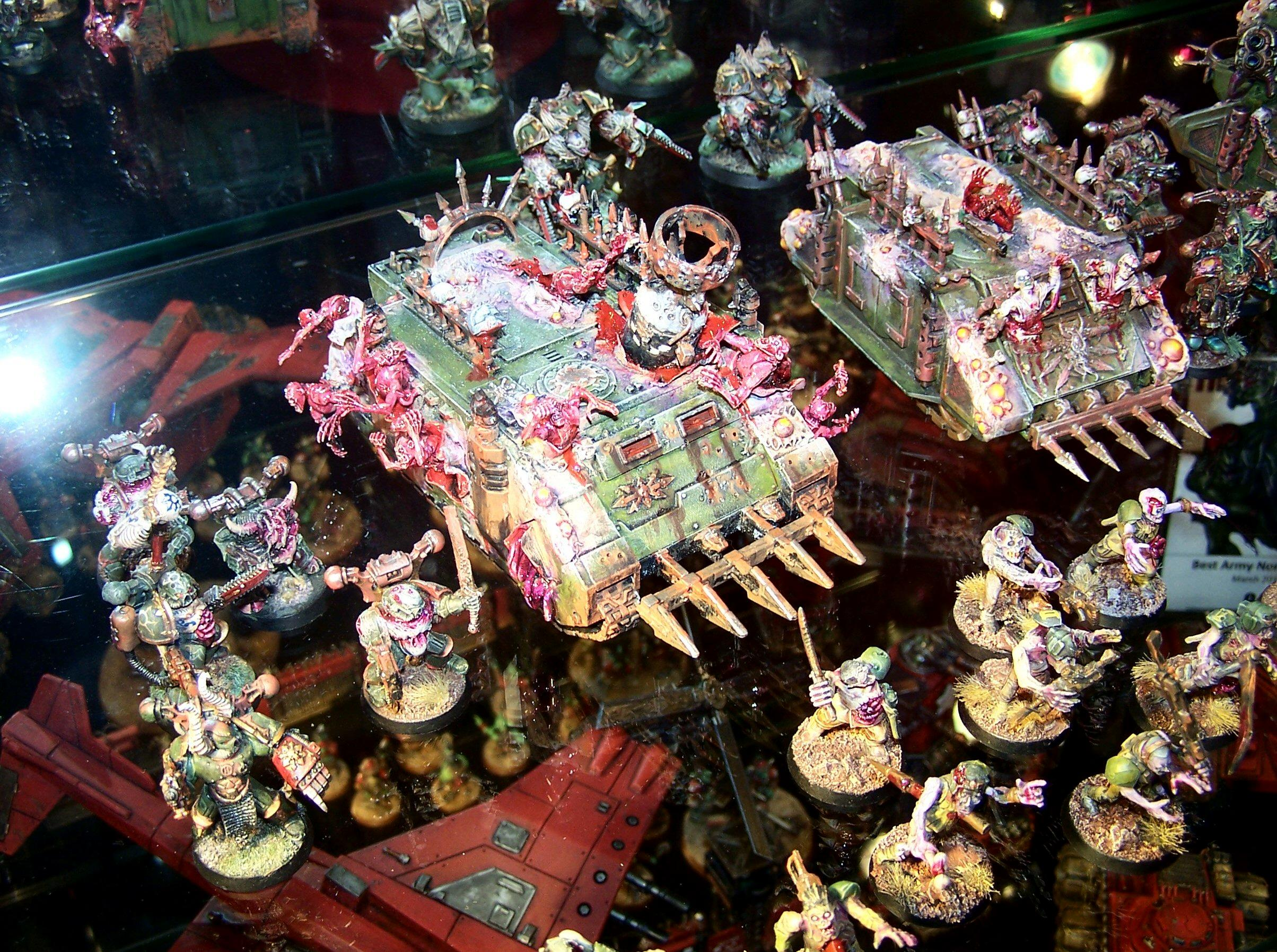 Army, Chaos Space Marines, Death Guard, Nurgle, Throne Of Skulls, Tos