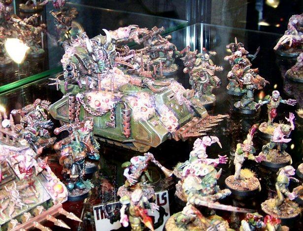 Army, Csm. Nurgle, Death Guard, Throne Of Skulls, Tos