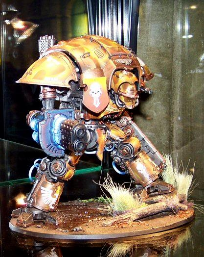 Army, Imperial Knight, Object Source Lighting, Throne Of Skulls, Tos