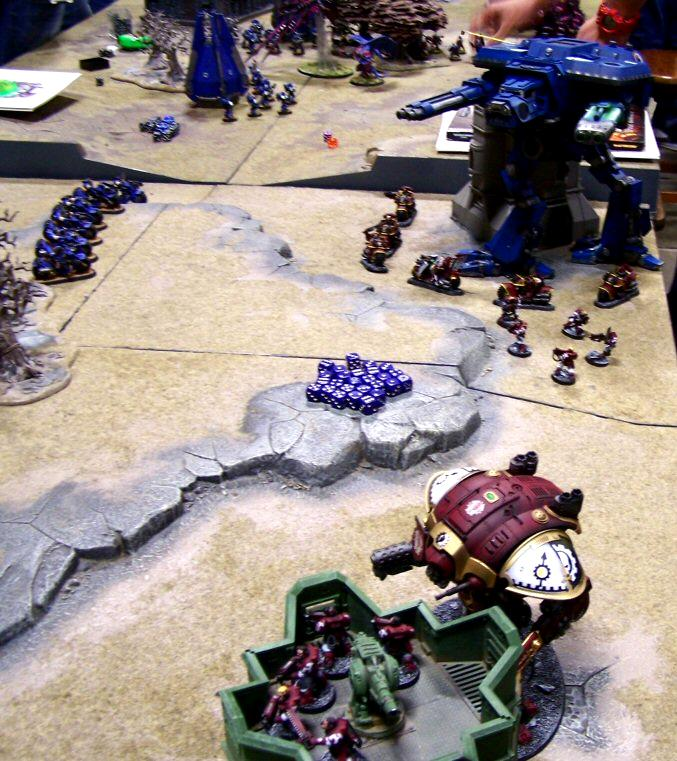 Emperor's Wings, Games, Imperial Knight, Knights, Throne Of Skulls, Titan