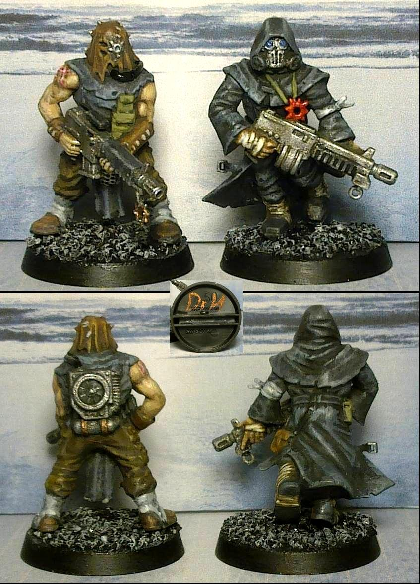 Cultists of Sect Tetchvar 1