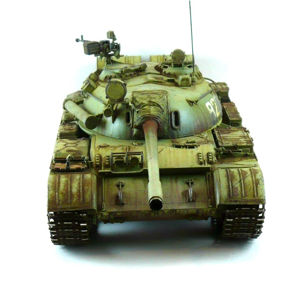 Flames Of War, Military Modelling, Panther F, Russians, T-55, Tiger, World War 2