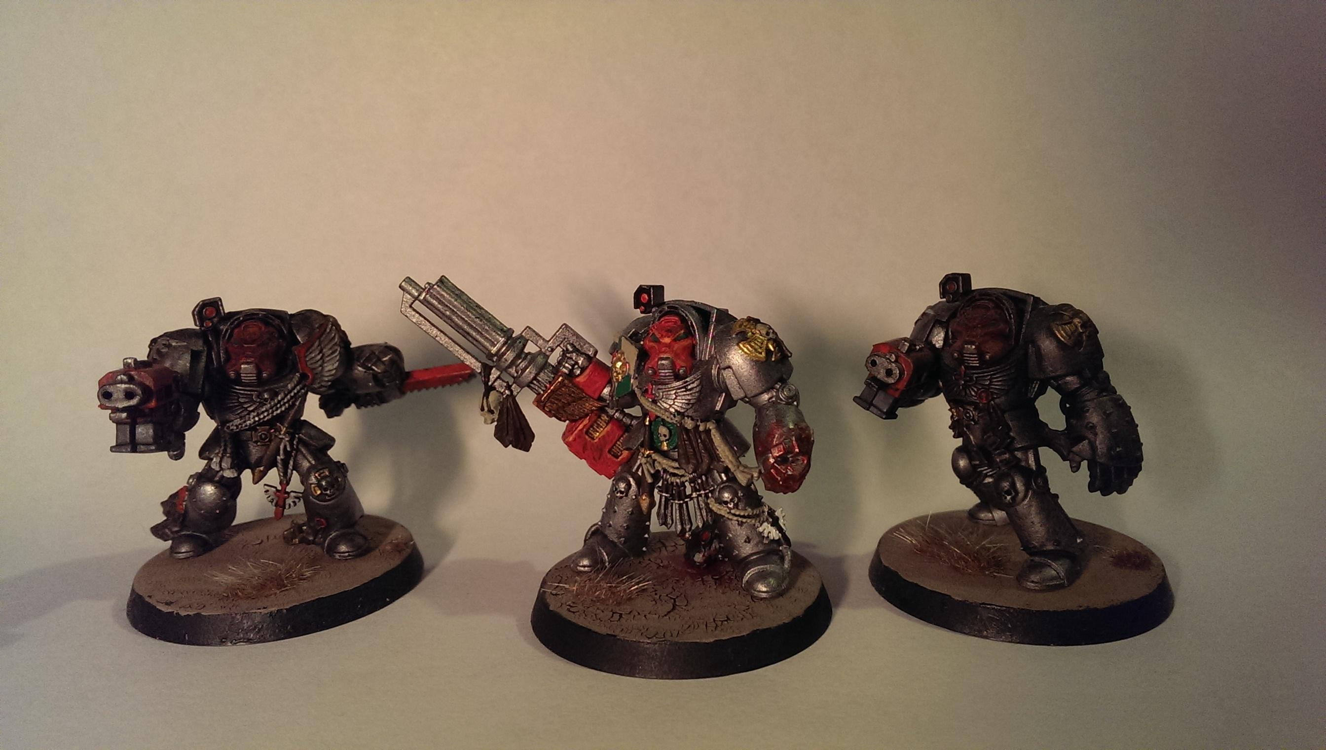 Dark Angels, Guardians Of The Covenant, Space Marines, Terminator Armor