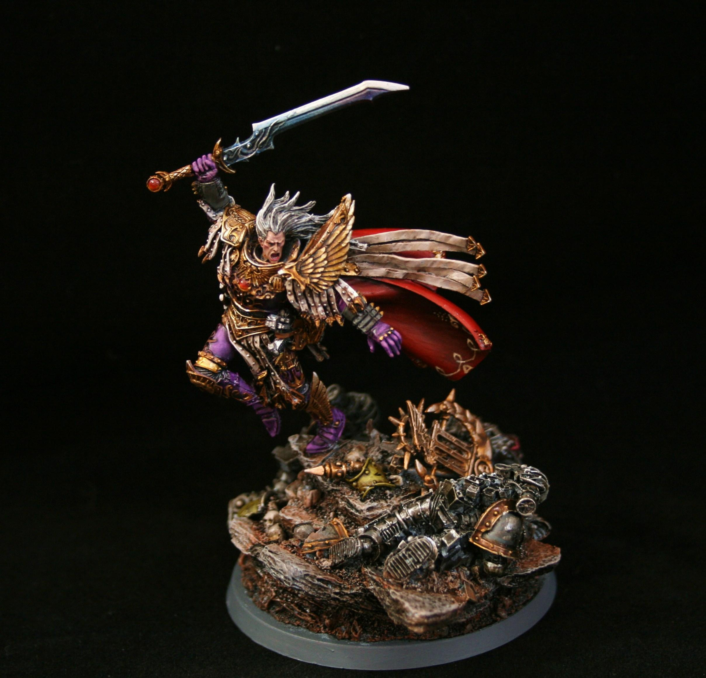 Ec, Emperor's Children, Fulgrim, Primarch