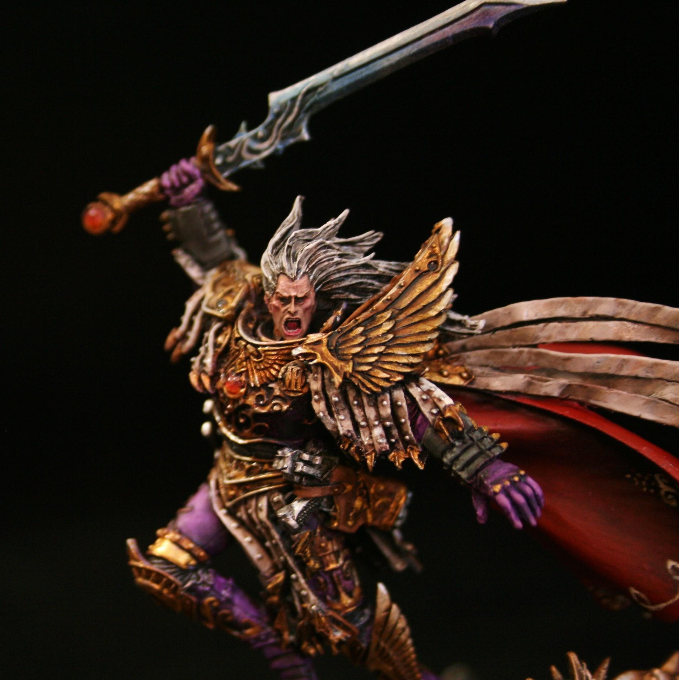 30k, Fulgrim, Heresy, Primarch