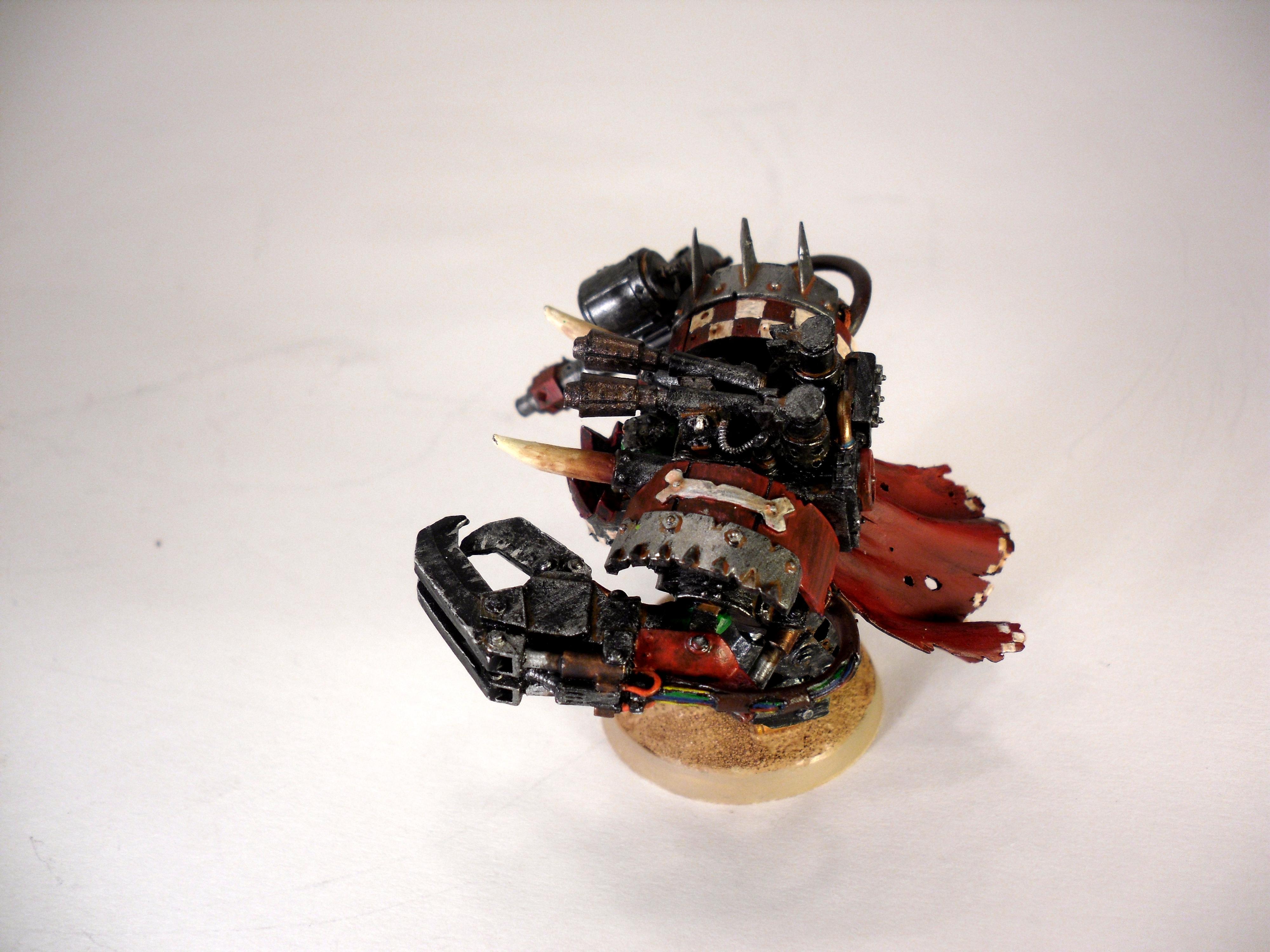 Ghazghkull Thraka, Mega Armor, Warboss