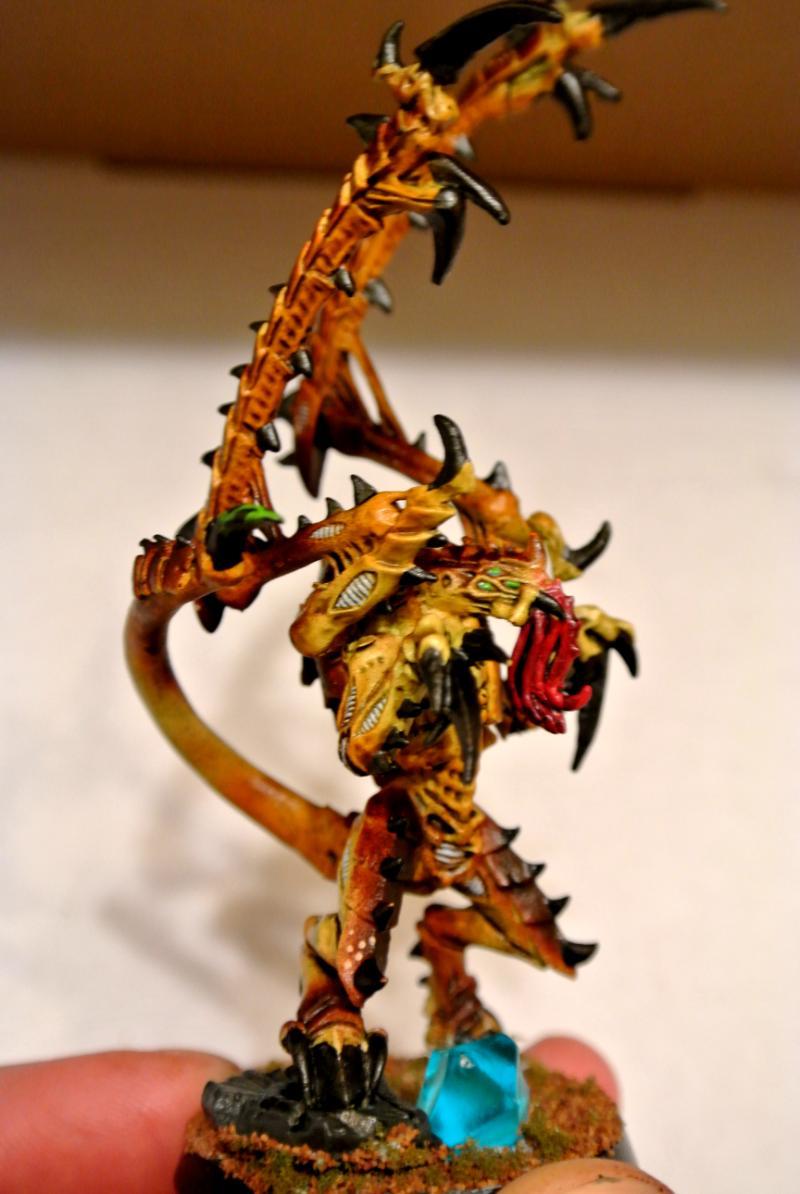 Biovore, Deathleaper, Tyranid Prime, Tyranids, Vengeance Weapons Battery, Venompthrope, Warhammer 40,000, Zoanthrope