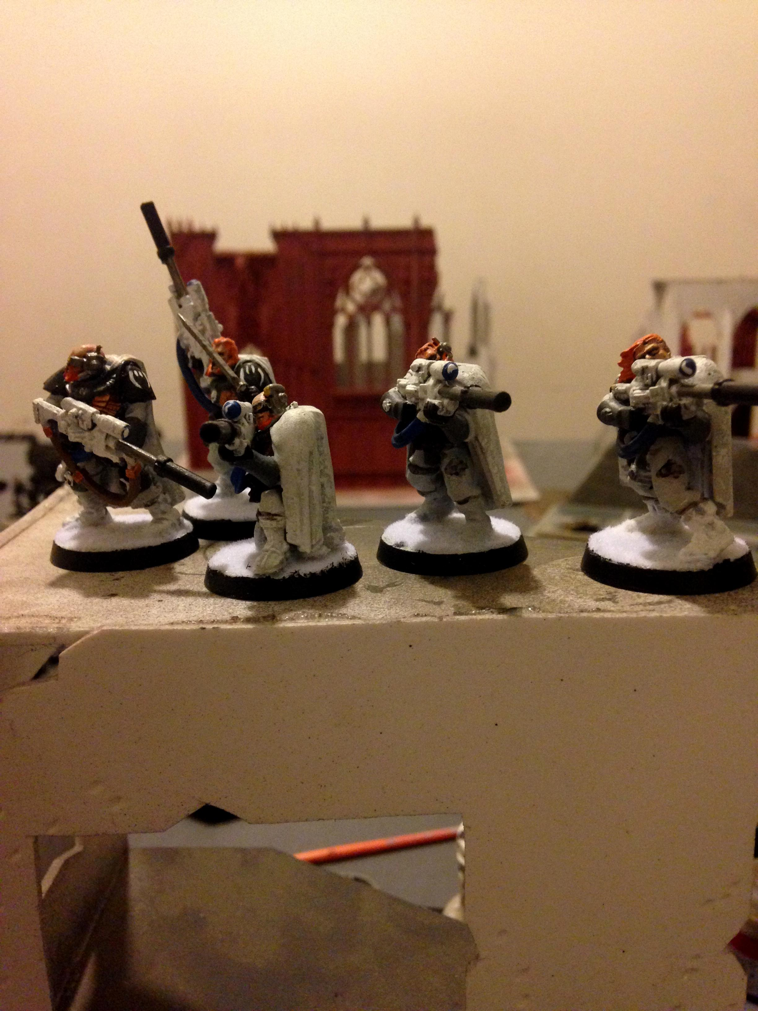 Space Wolves, Wolf Scout