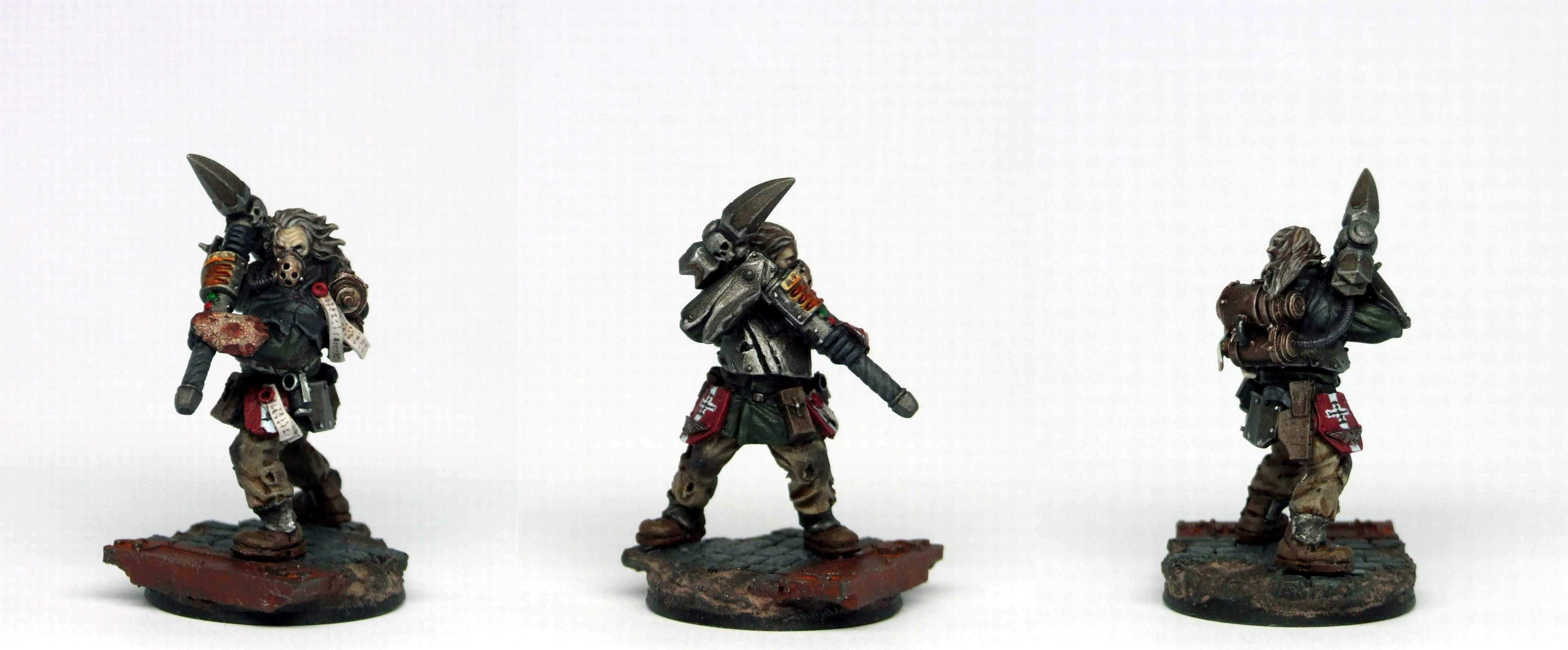 Inq28, Inquisitor, Miner, Ordo Malleus, Renegade Militia