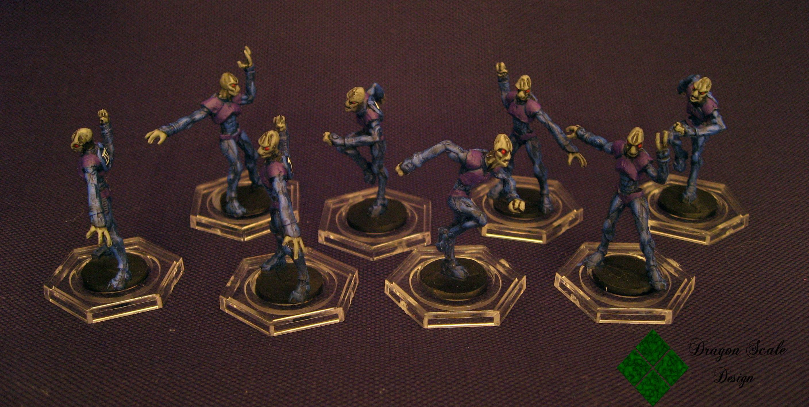 Corporation, Dreadball, Judwan, Marauders, Mvp, Nameless, Orx, Robots, Veer-myn, Zzor
