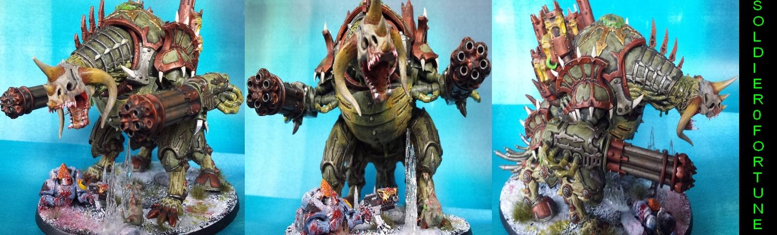 Chaos Space Marines, Death Guard, Decay, Filth, Forgefiend, Nurgle, Plague Marines, Rot