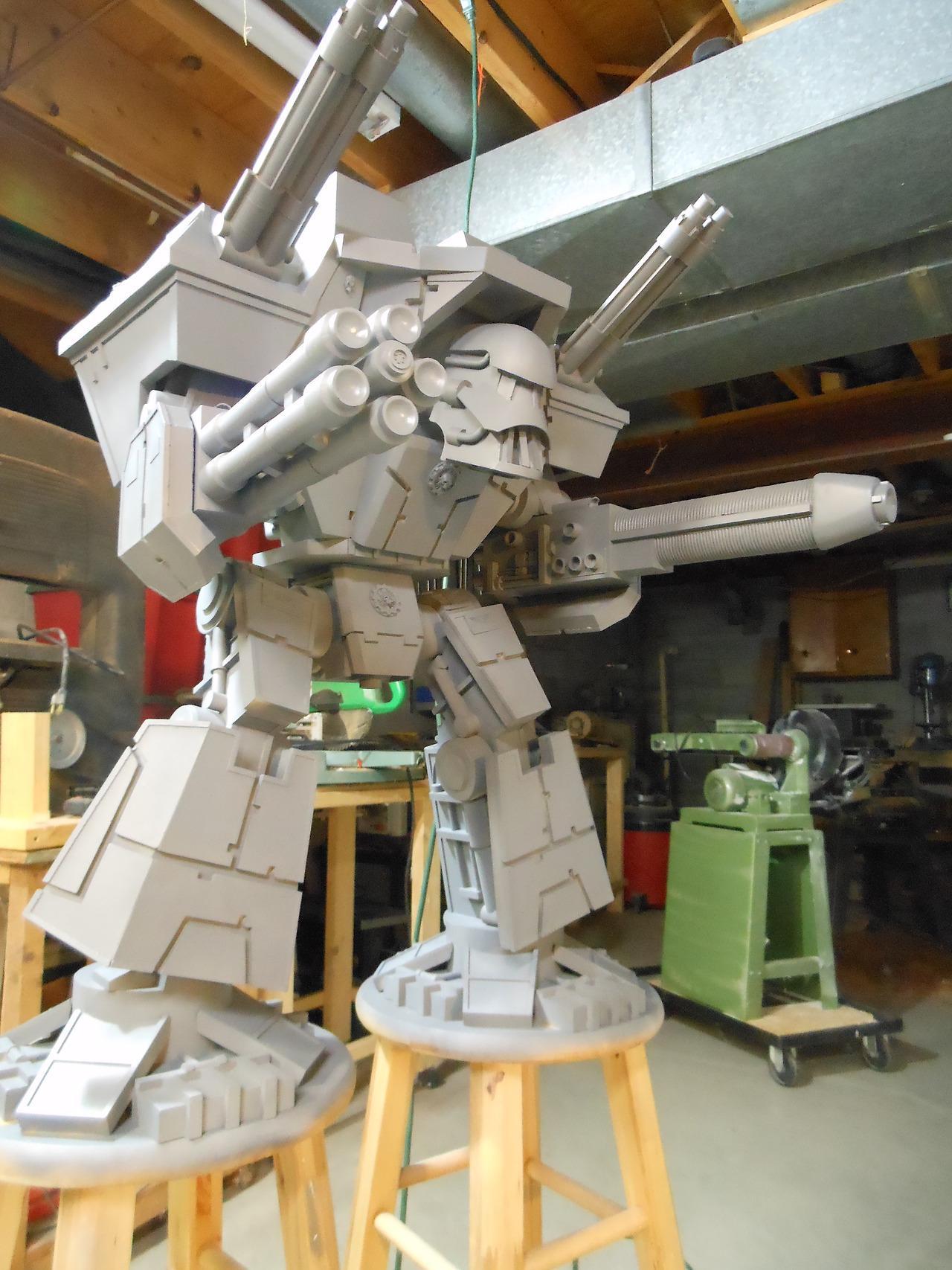 Titan, Warlord, Manufacturers photo