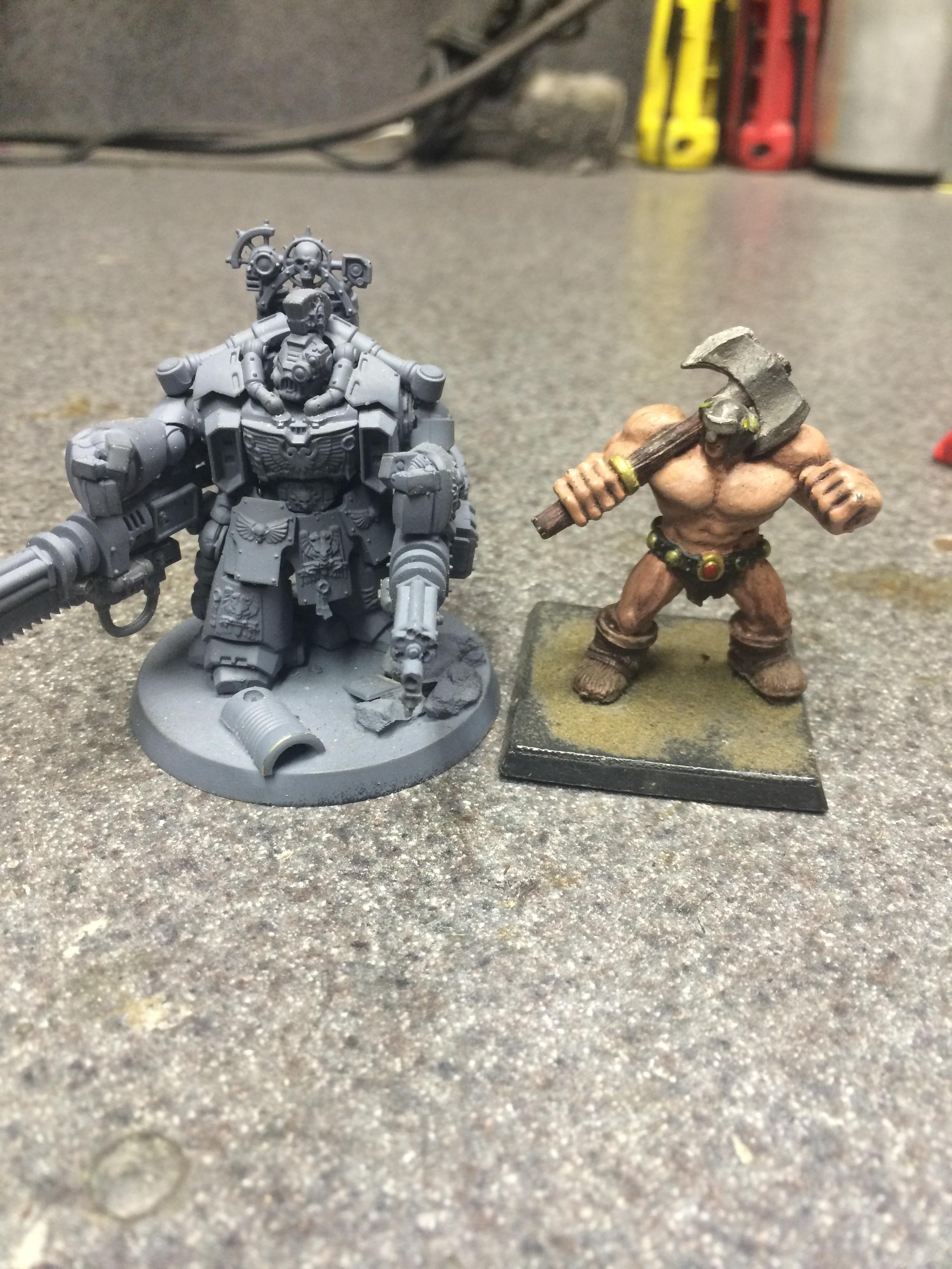 Centurion, Humor, Space Marines, Thurd