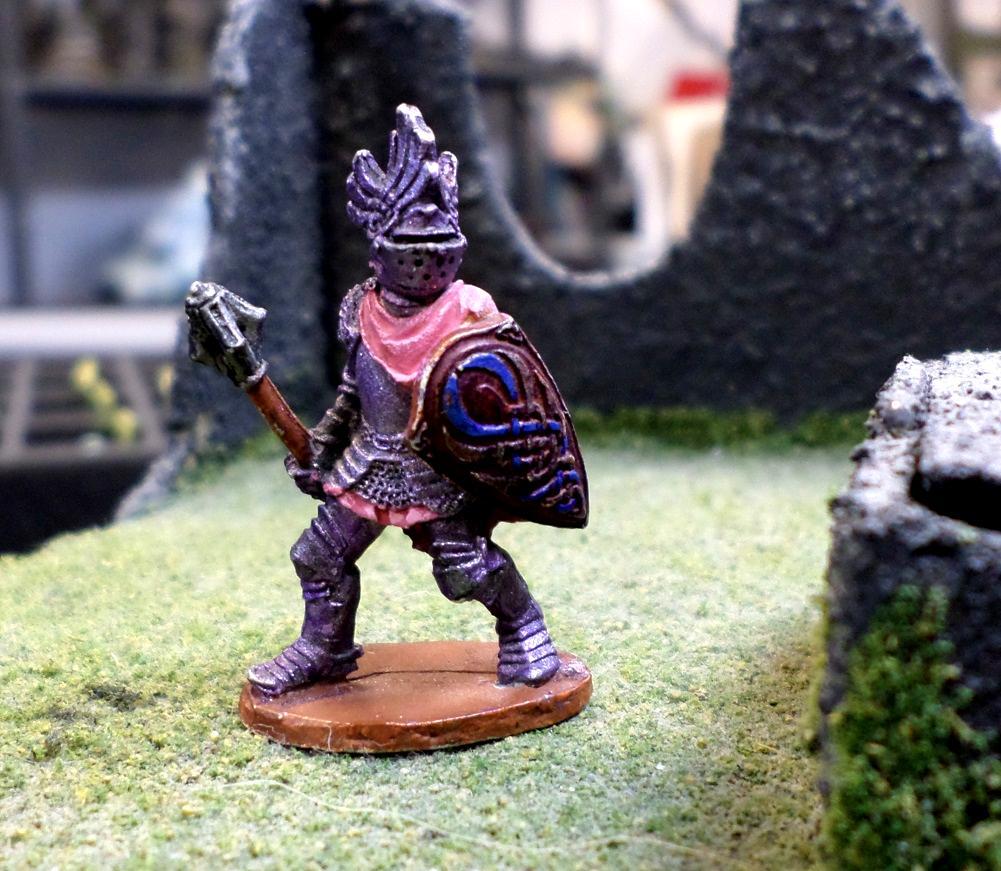 Dungeons And Dragons, Lathander, Paladin, Ravenloft