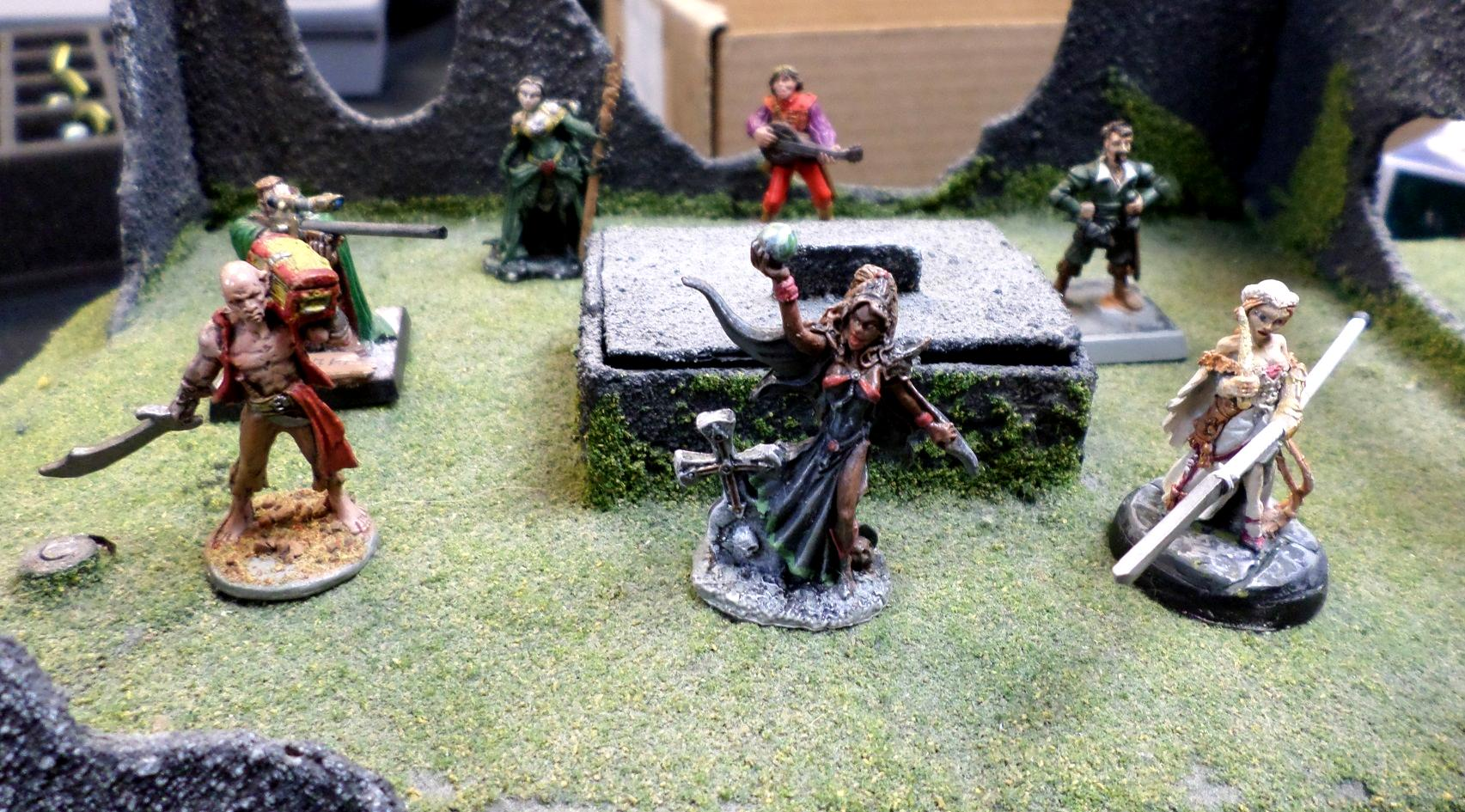 Dungeons And Dragons, Ravenloft, Reaper, Terrain