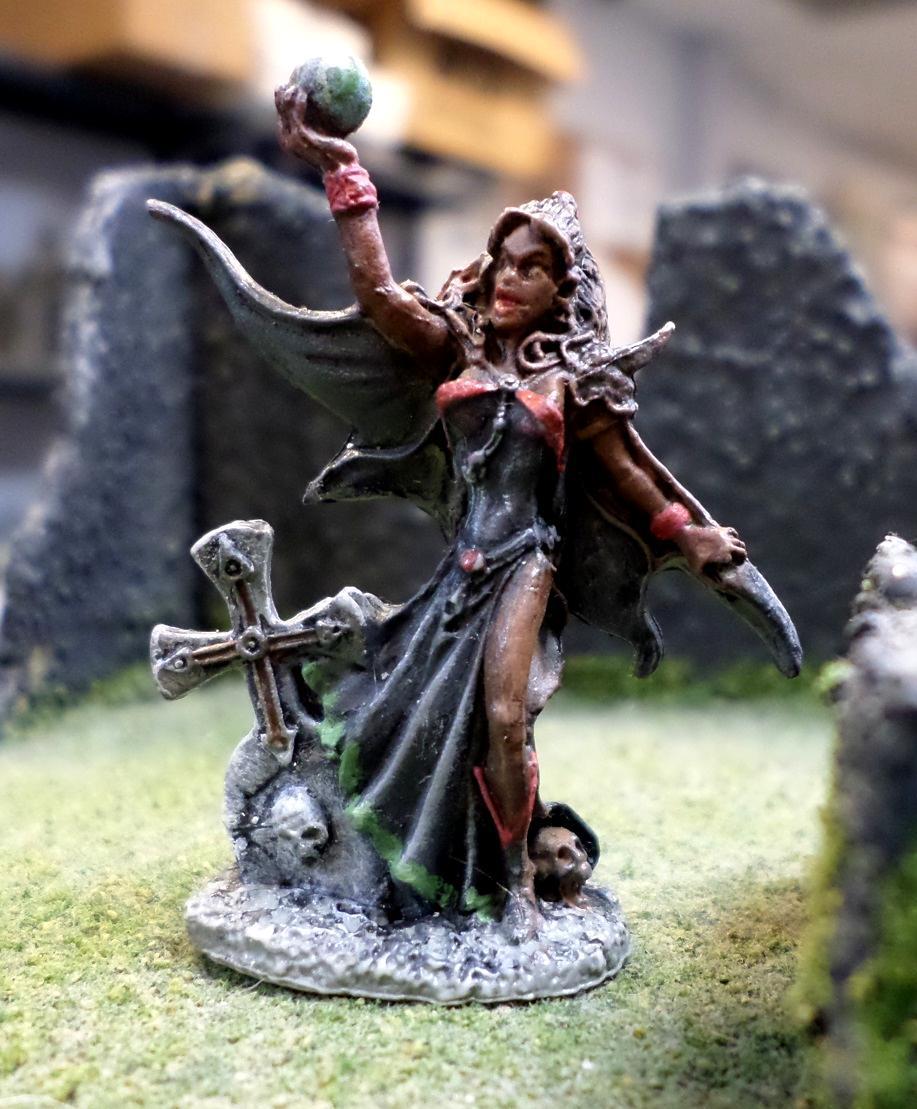 Dungeons And Dragons, Necromancer, Ravenloft
