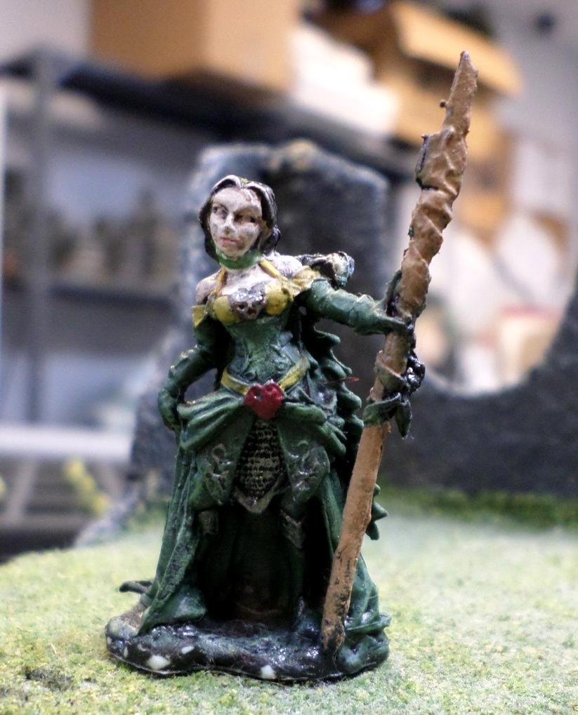 Druid, Dungeons And Dragons, Ravenloft