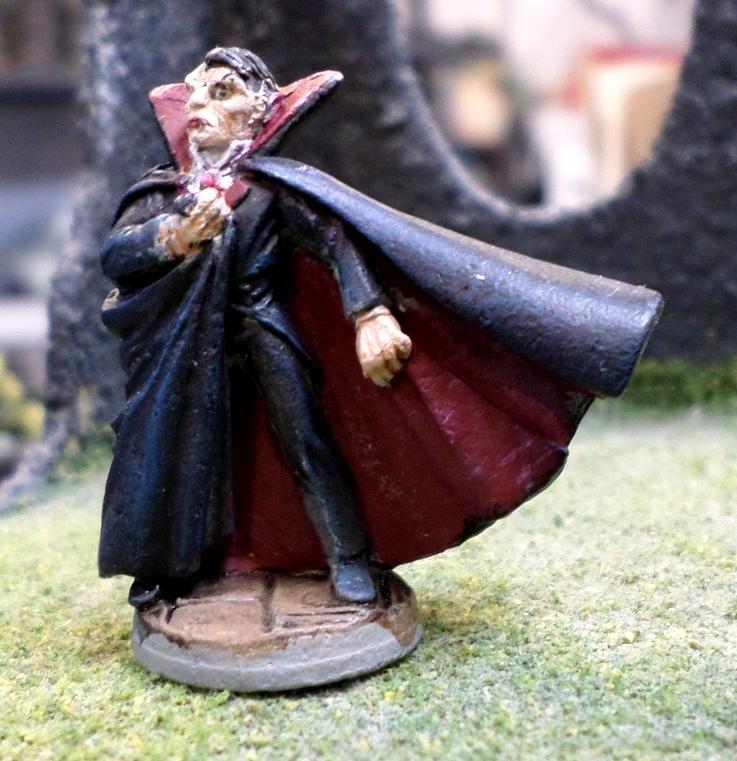 Darklord, Dungeons And Dragons, Ravenloft, Strahd, Vampire