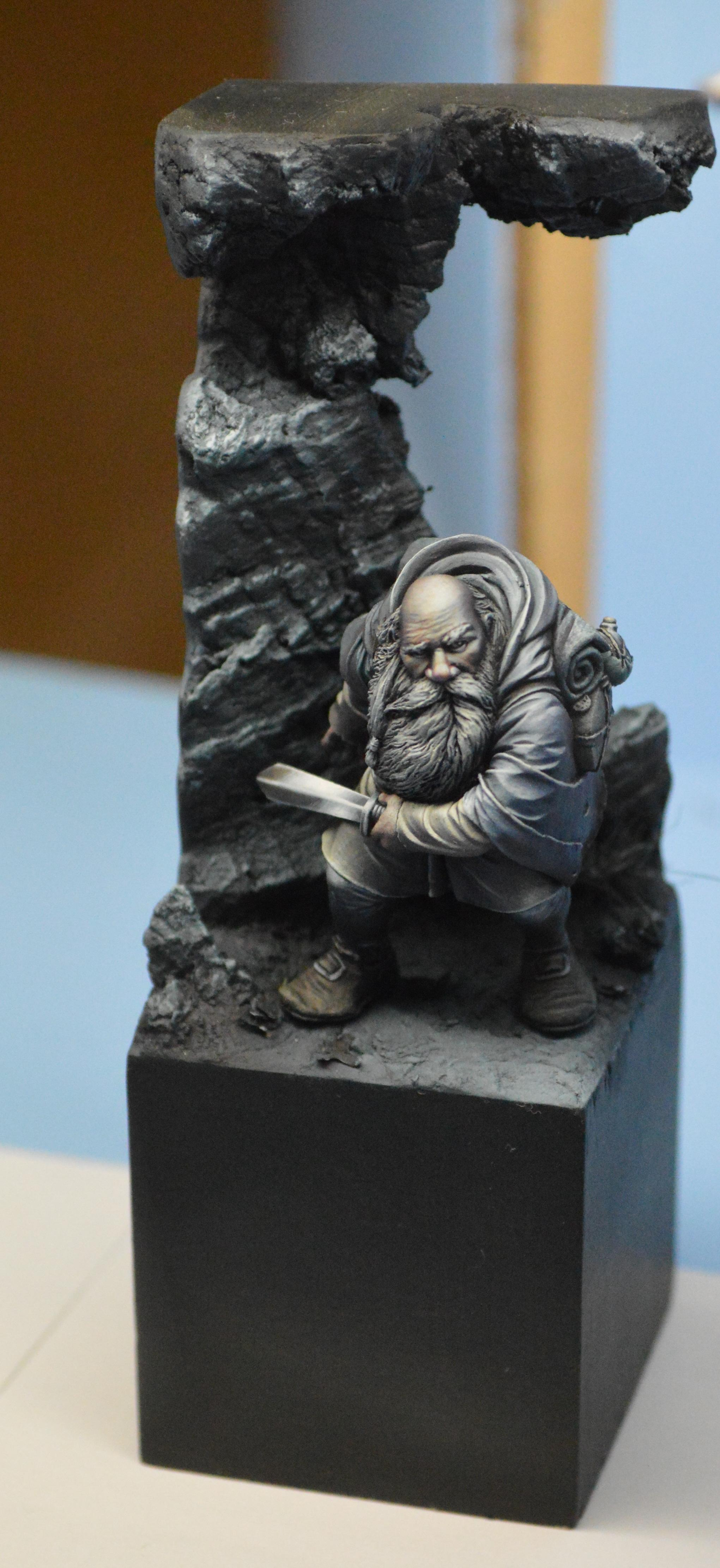Adepticon 2014, Crystal Brush, Dwarves, Large Scale