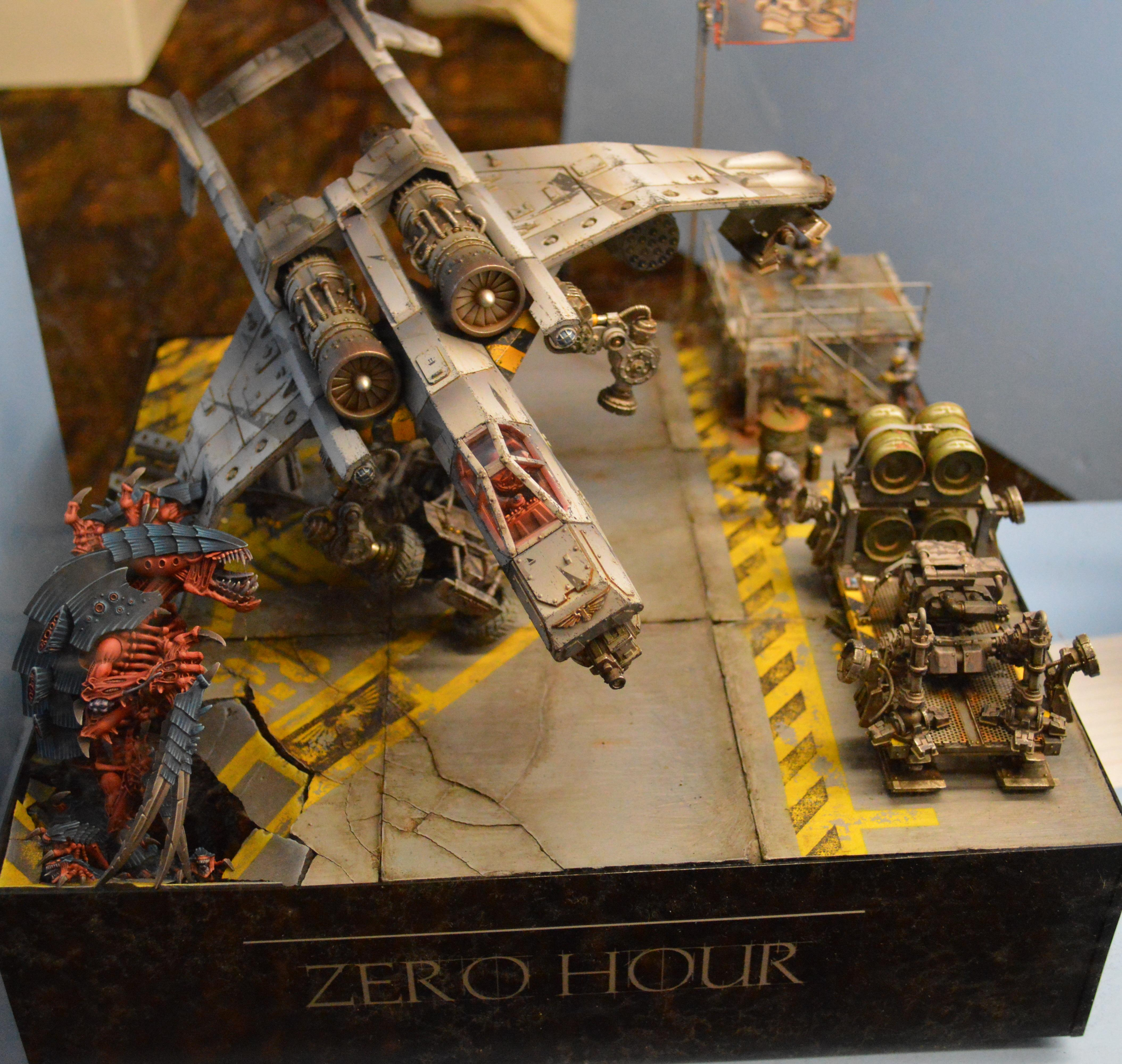 Adepticon 2014, Crystal Brush, Imperial Guard, Valkyrie