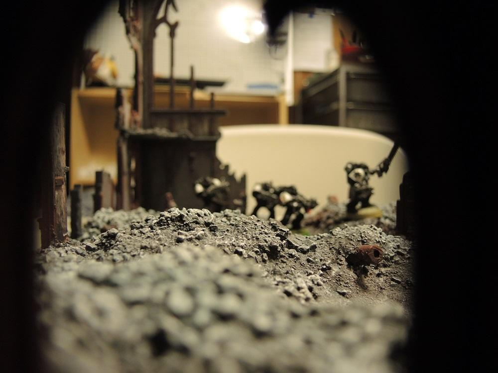 Cities Of Death, City, Ruin, Ruins, Scratch Build, Shattered, Terrain, Waaazag