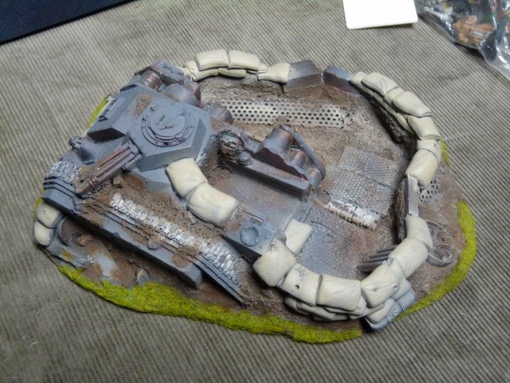 GW hardfoam wrecked chimera