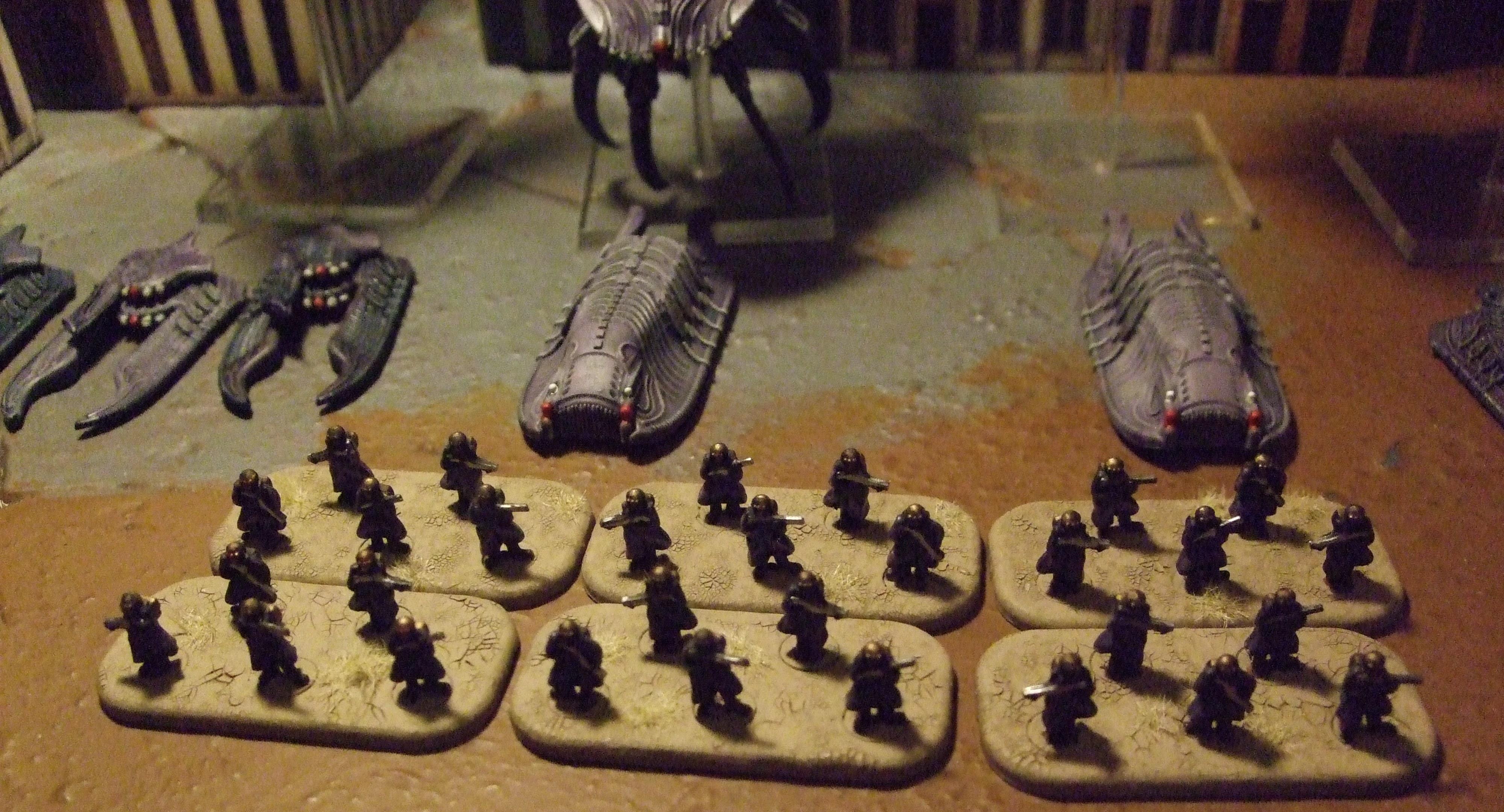 Agrellan Earth, Dropzone, Dropzone Commander, Hawk Wargames, Mass Effect, Scourge, Static Grass